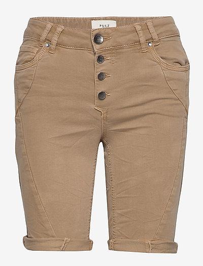 PZROSITA Shorts - denimshorts - tannin
