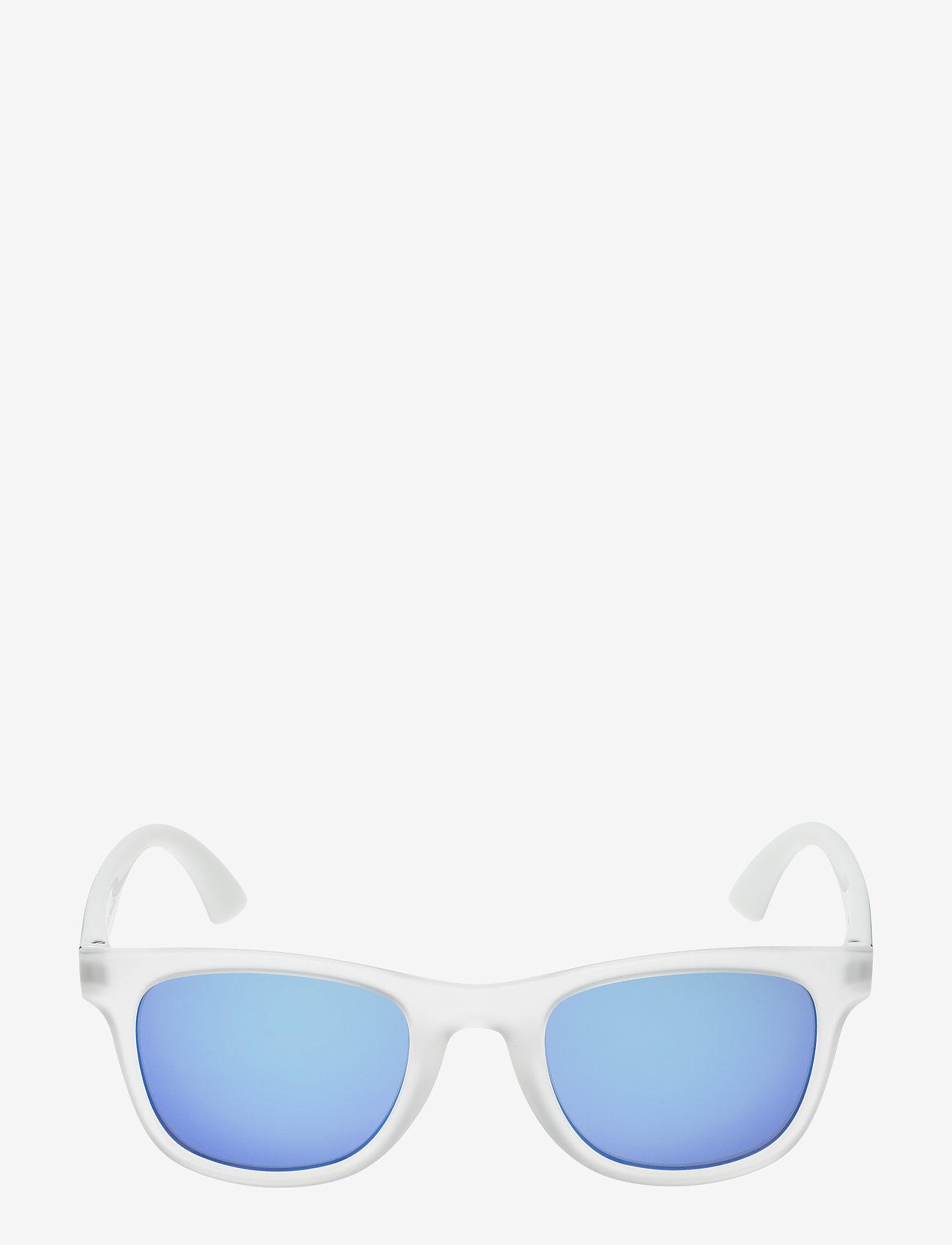 PUMA - PU0012S - okulary przeciwsłoneczne w kształcie litery d - crystal-green-blue - 0