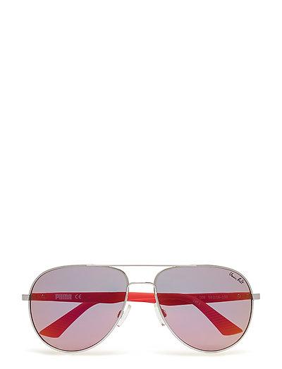 Pu0007s Pilotensonnenbrille Sonnenbrille Rot PUMA