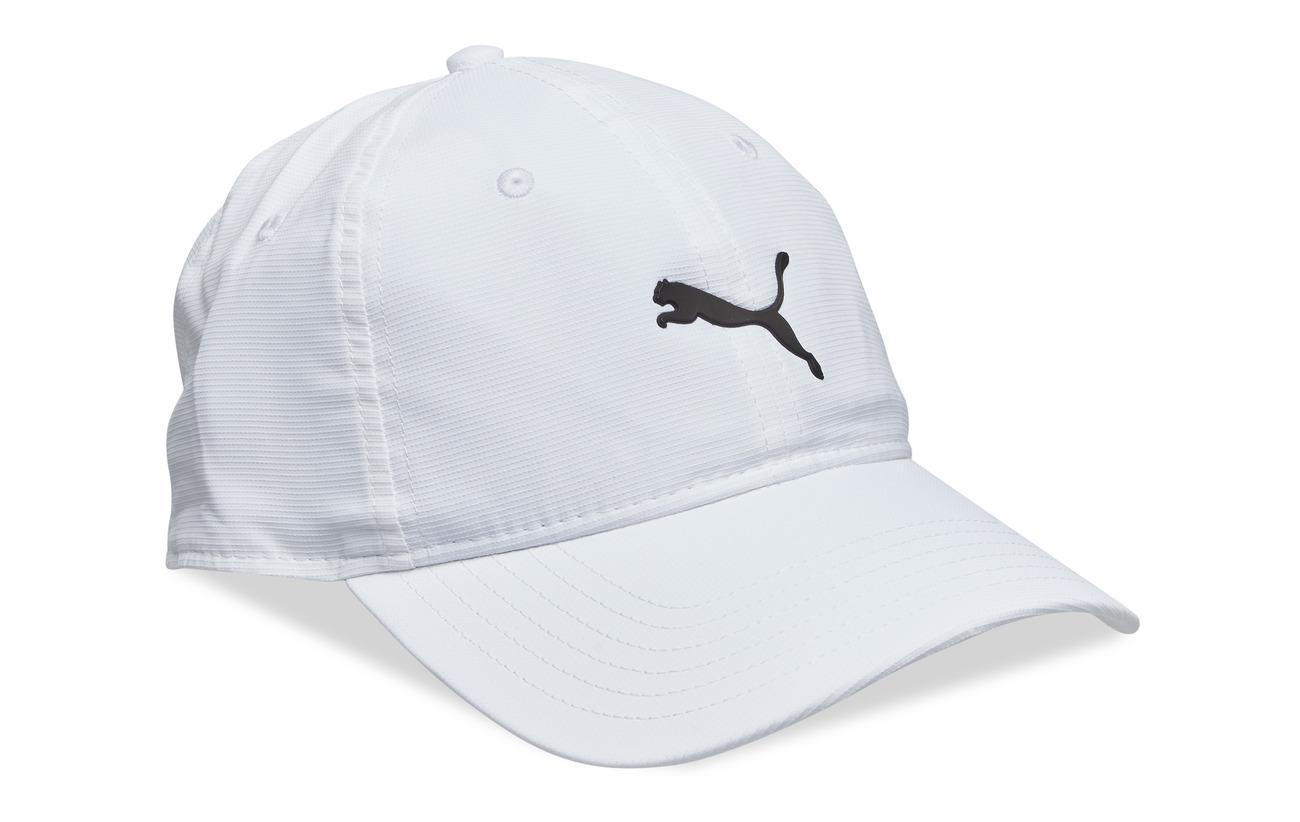 PUMA Golf Pounce Adjustable Cap - BRIGHT WHITE