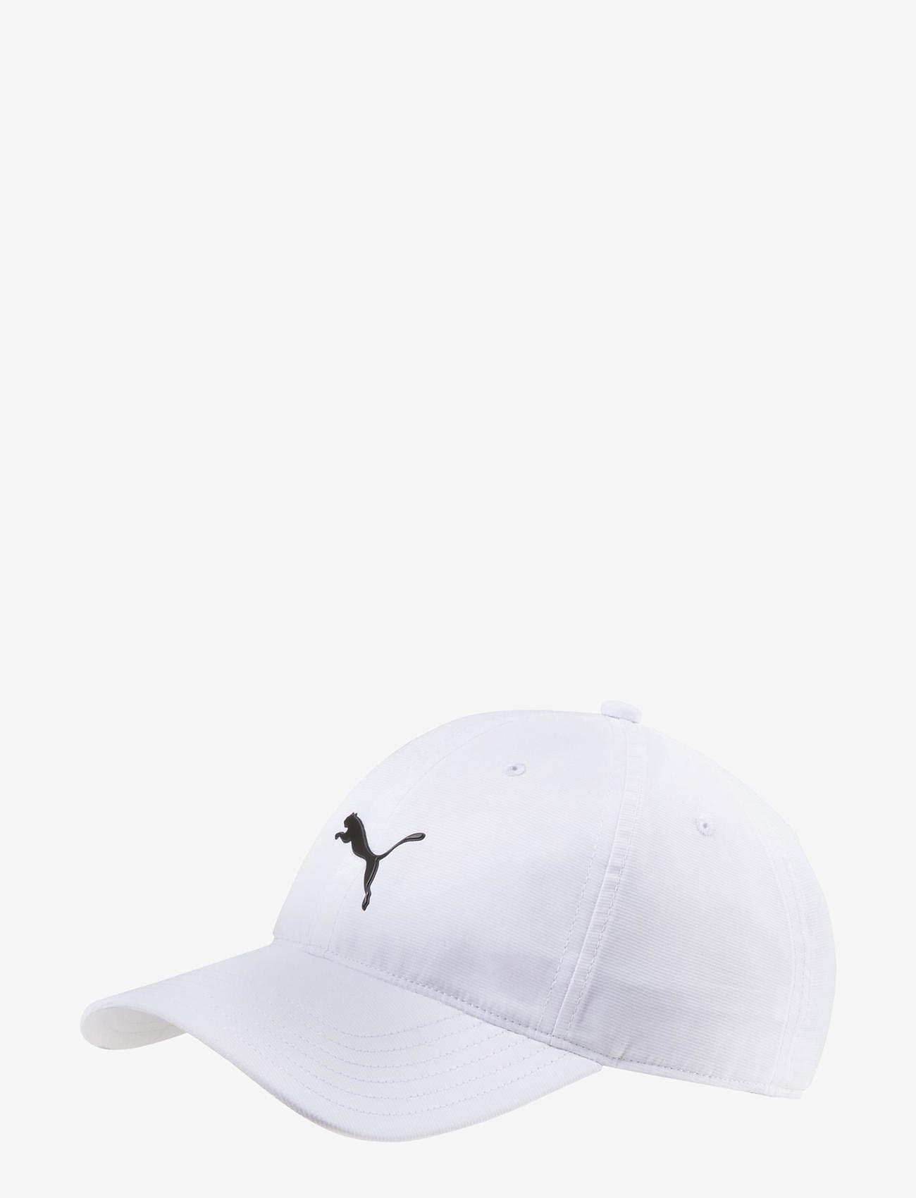 PUMA Golf - Pounce Adjustable Cap - kepsar - bright white - 1