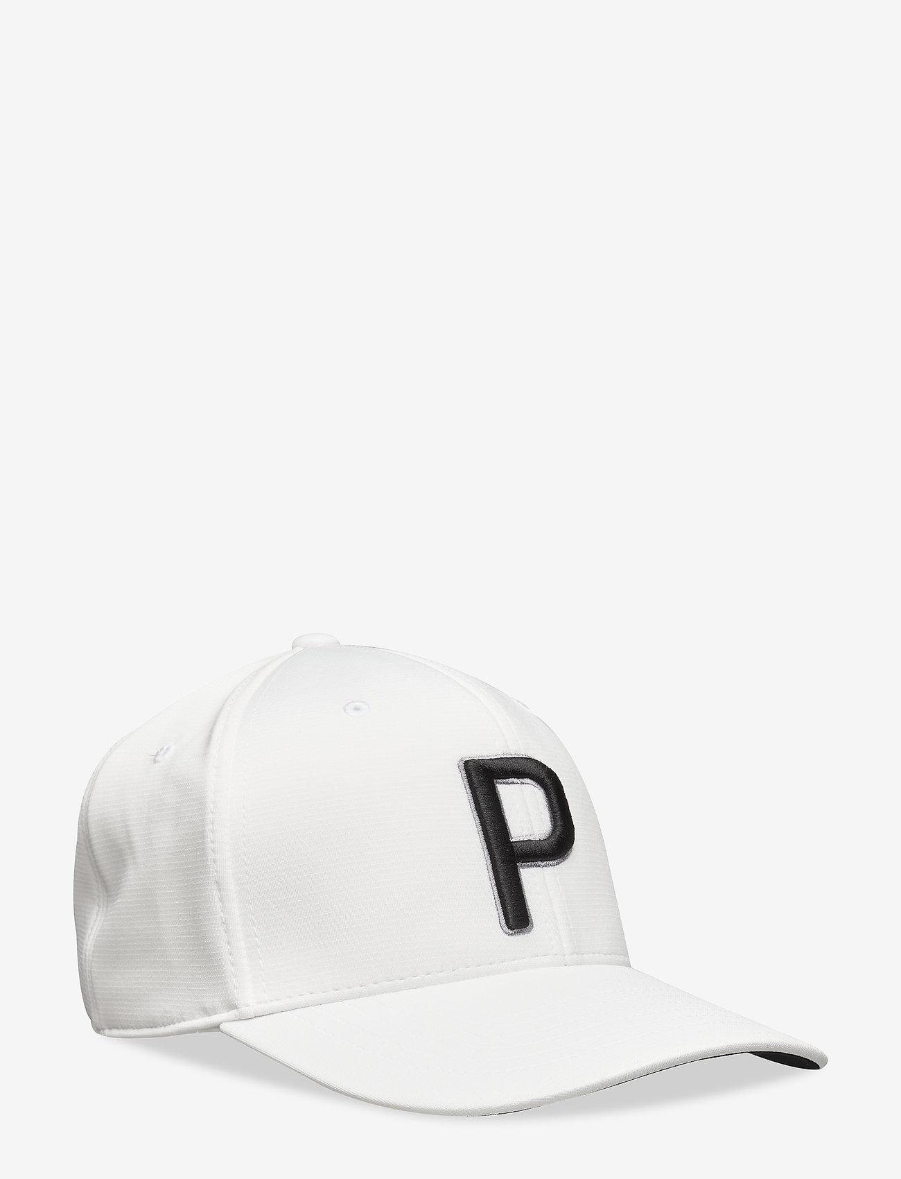 PUMA Golf - P 110 Cap - caps - bright white - 0