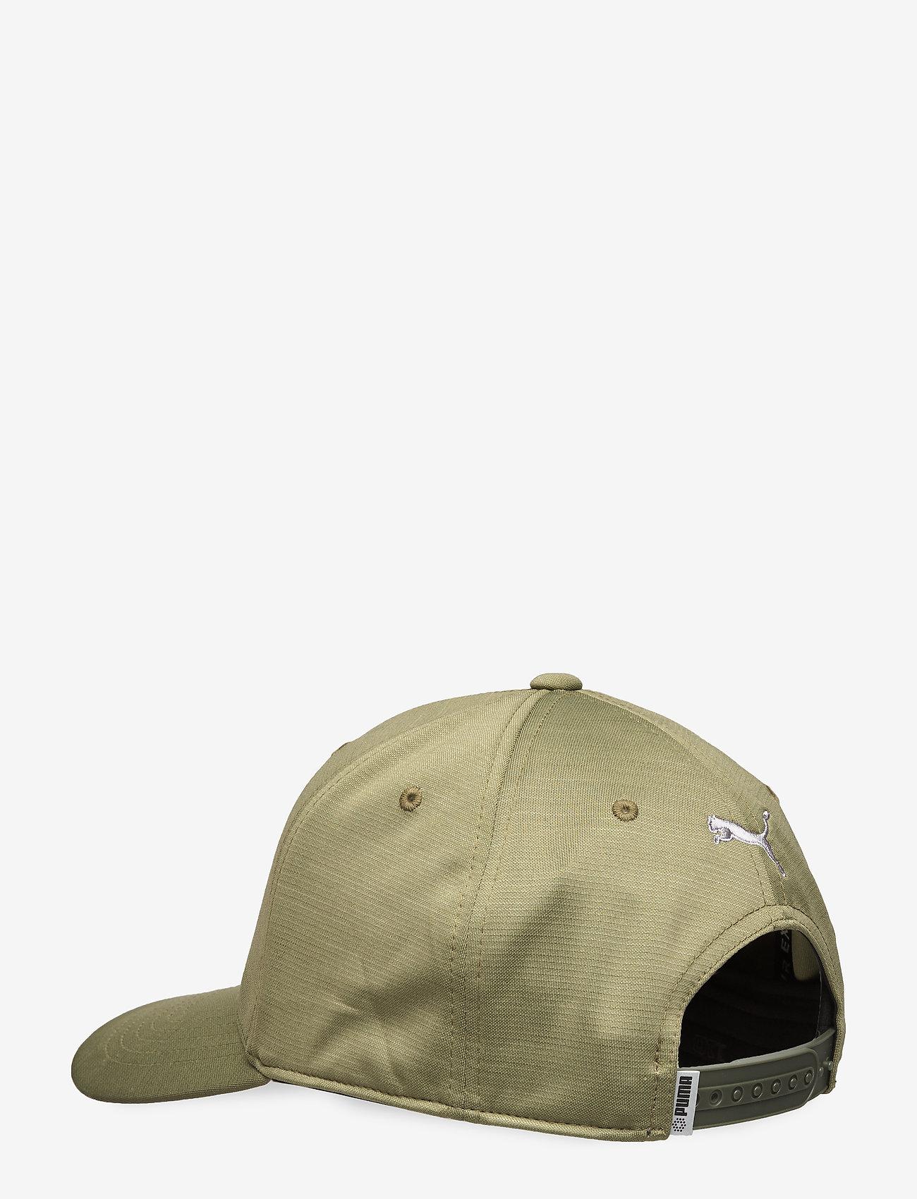 PUMA Golf - P 110 Cap - caps - deep lichen green