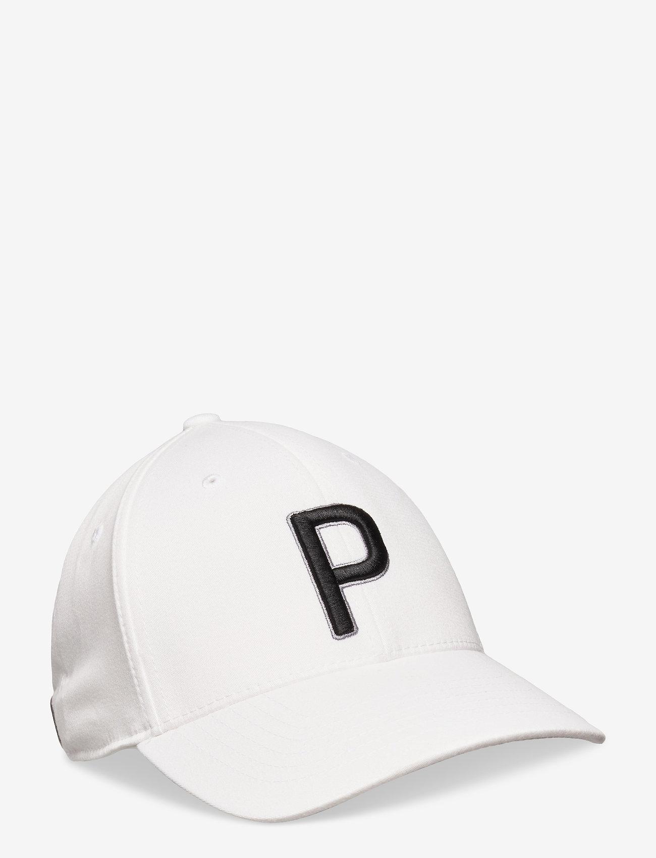 PUMA Golf - Women's P Cap Adj - petten - bright white - 0