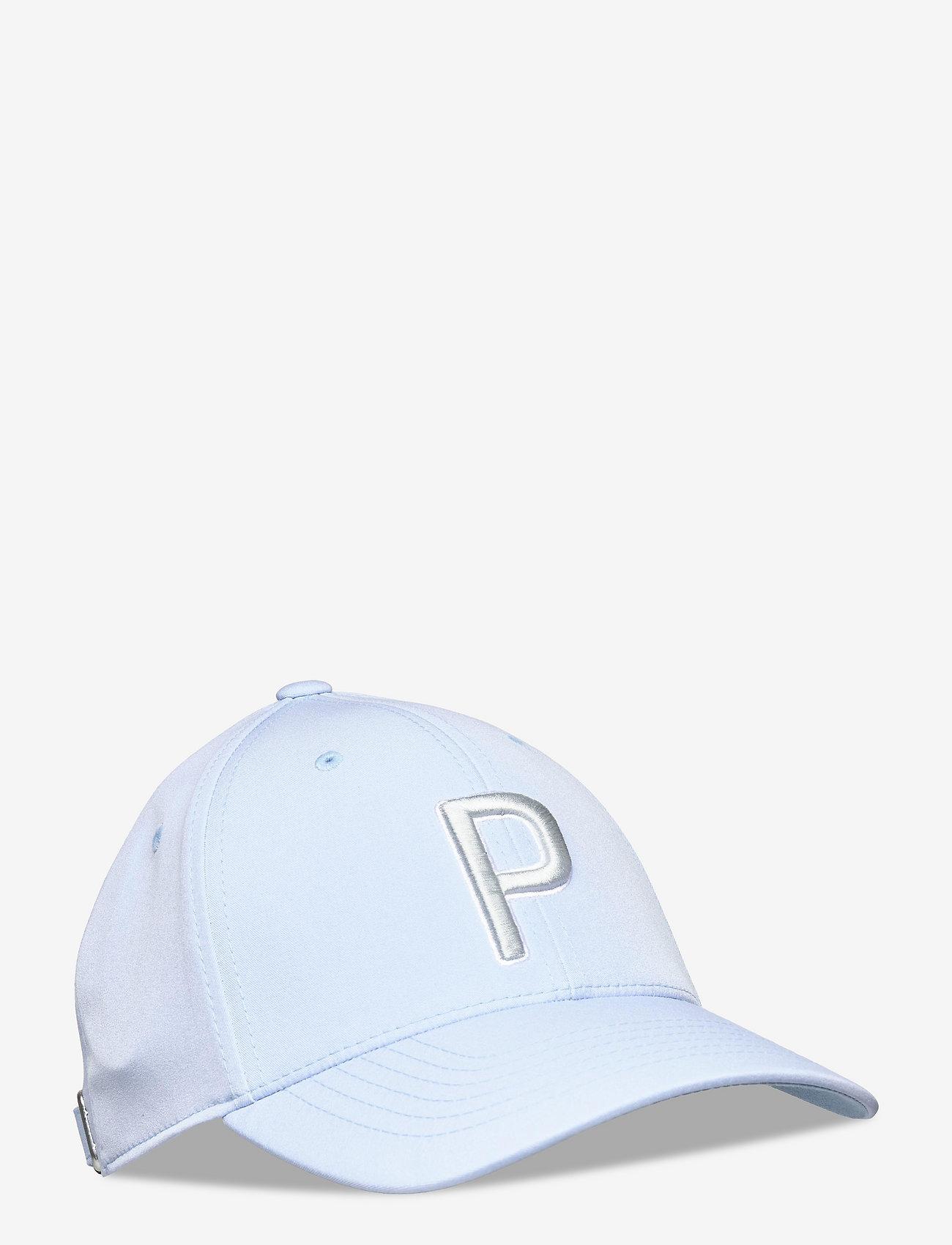 PUMA Golf - Women's P Cap Adj - kasketter - placid blue-high rise - 0