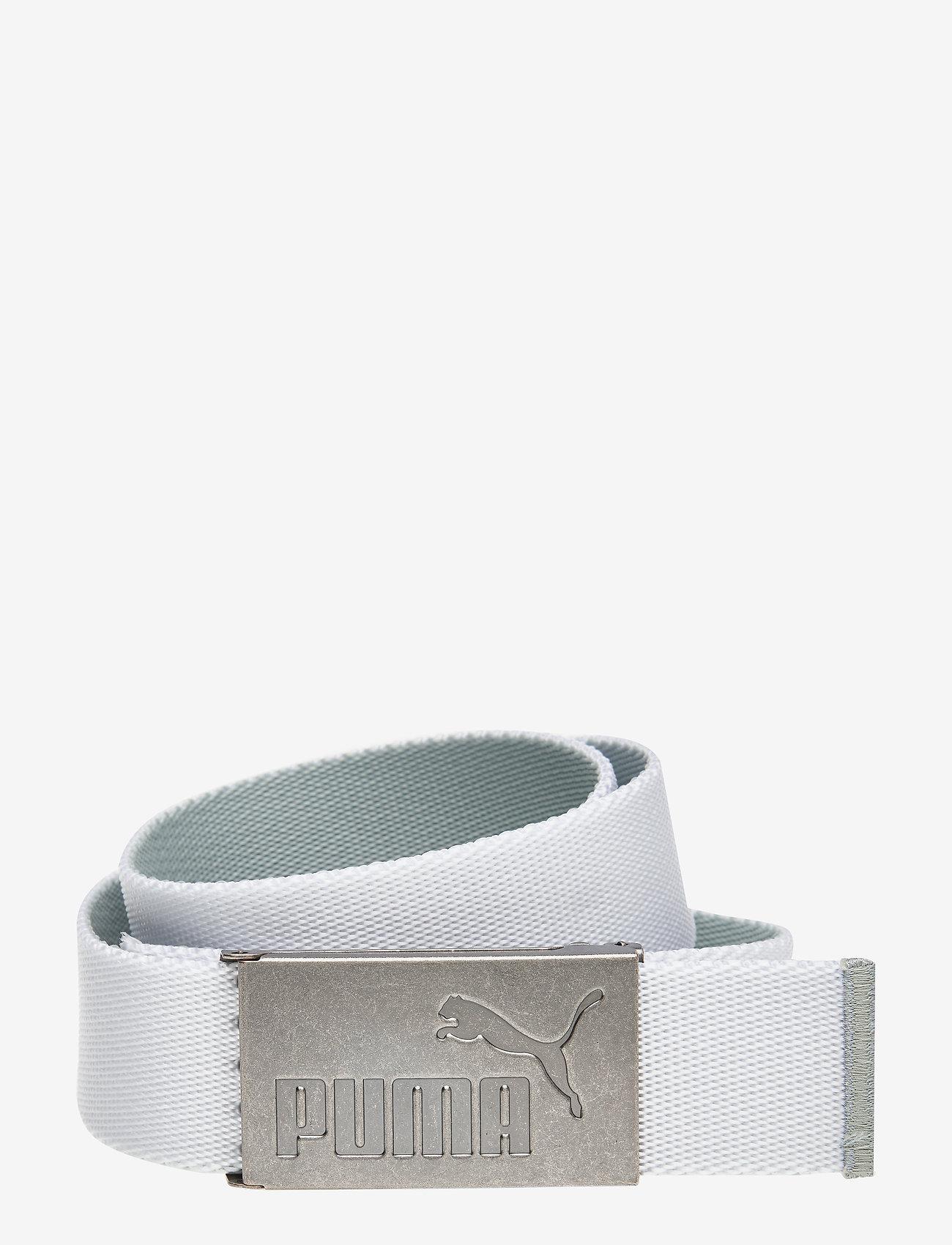 PUMA Golf - 6 Pack Web Belt - sportriemen - puma black-bright white - 1