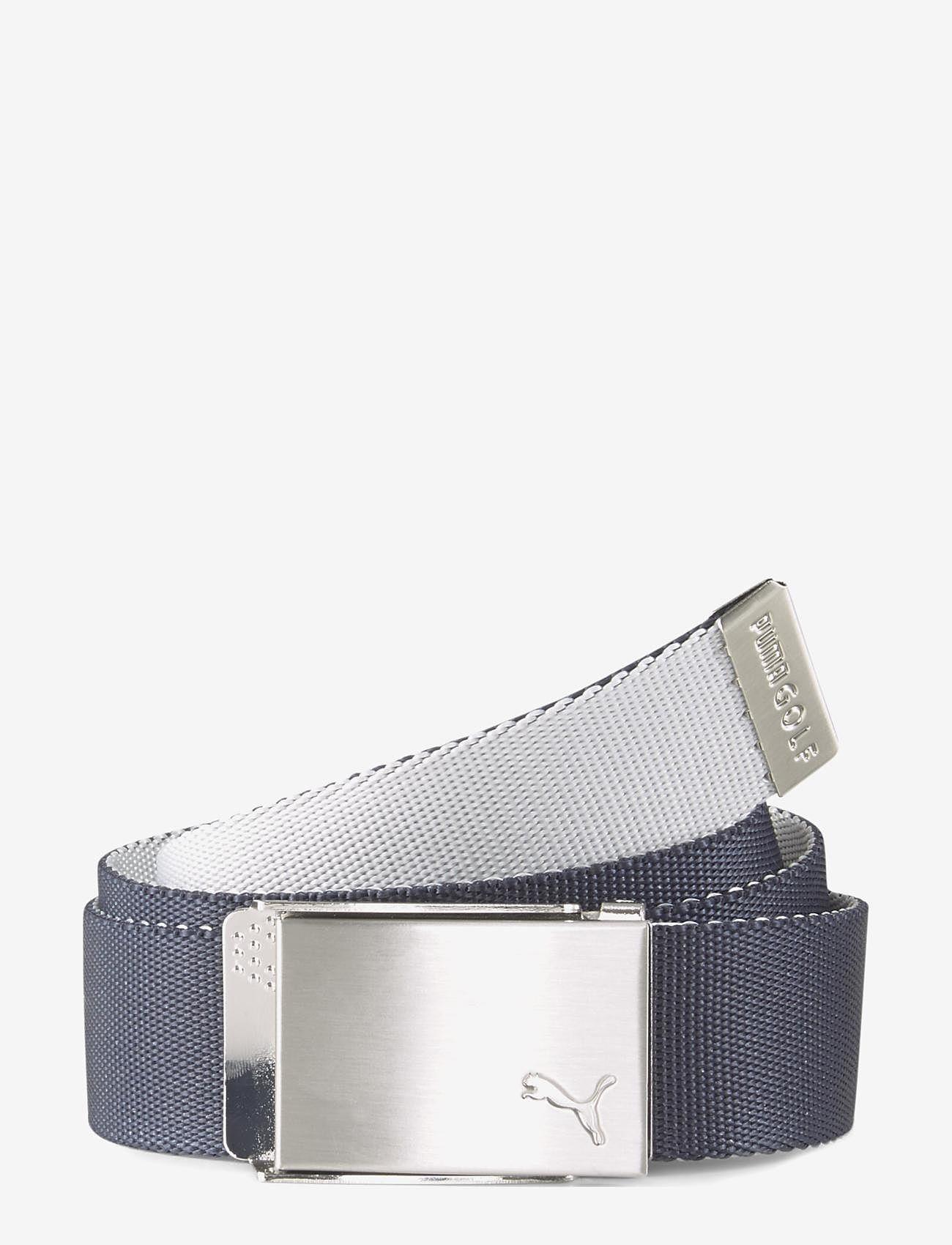 PUMA Golf - Reversible Web Belt - sportbälten - navy blazer - 1