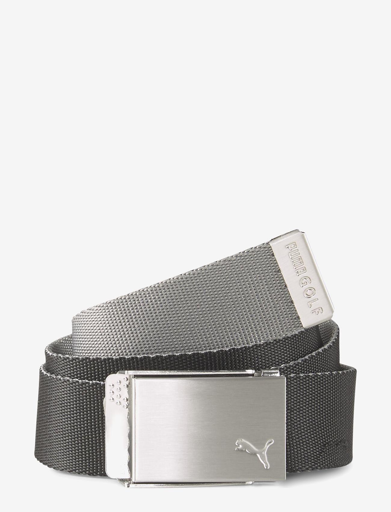 PUMA Golf - Reversible Web Belt - sportbälten - puma black - 1