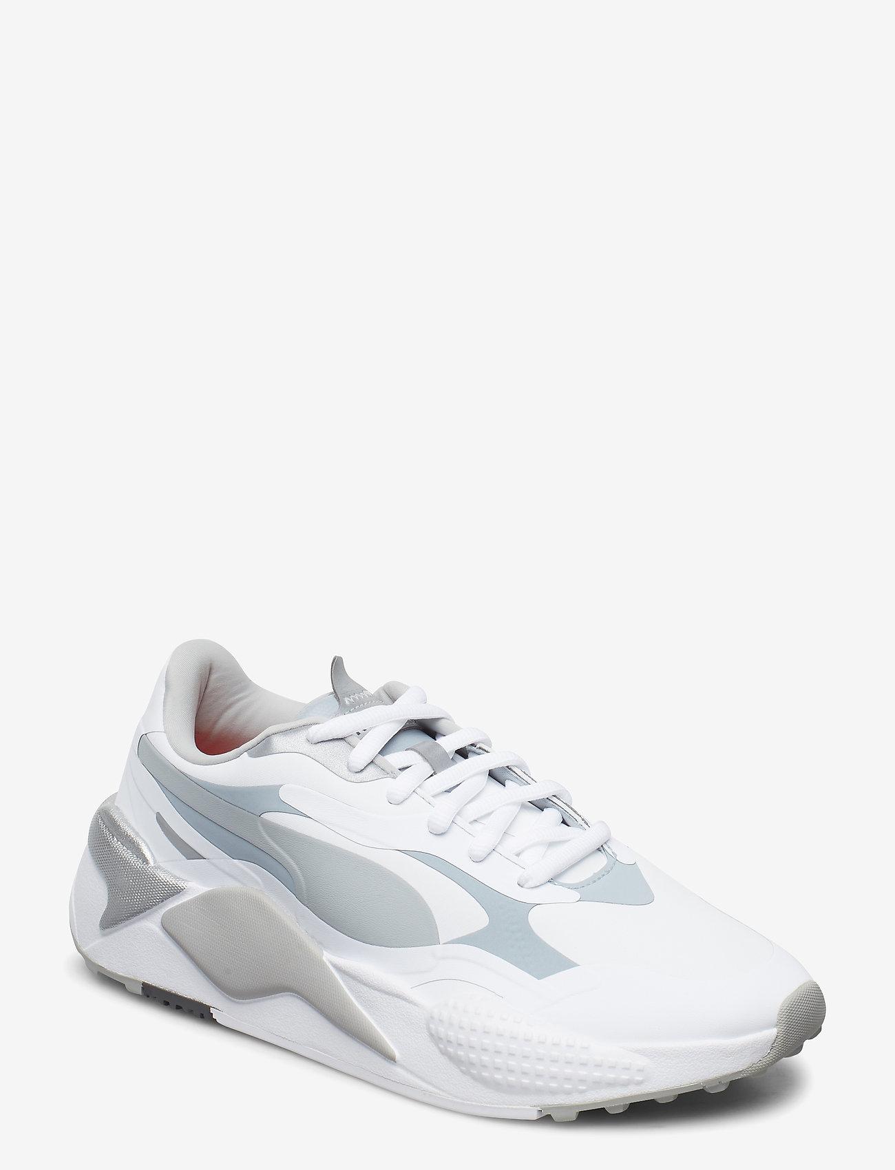 PUMA Golf - RS-G - golf shoes - puma white-quiet shade-quarry - 0