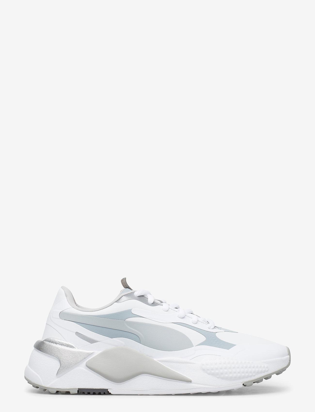 PUMA Golf - RS-G - golf shoes - puma white-quiet shade-quarry - 1