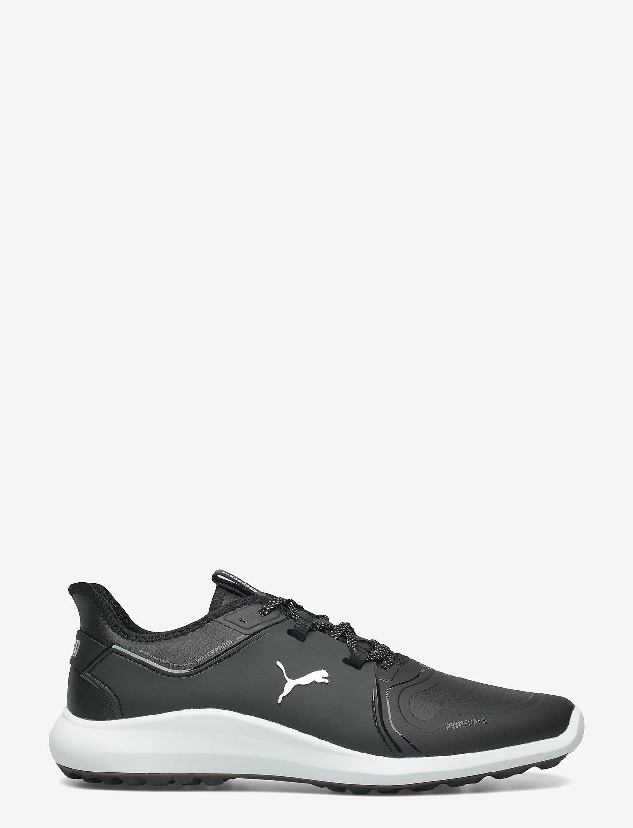 PUMA Golf - IGNITE FASTEN8 Pro - golf shoes - puma black-puma silver-puma black - 0
