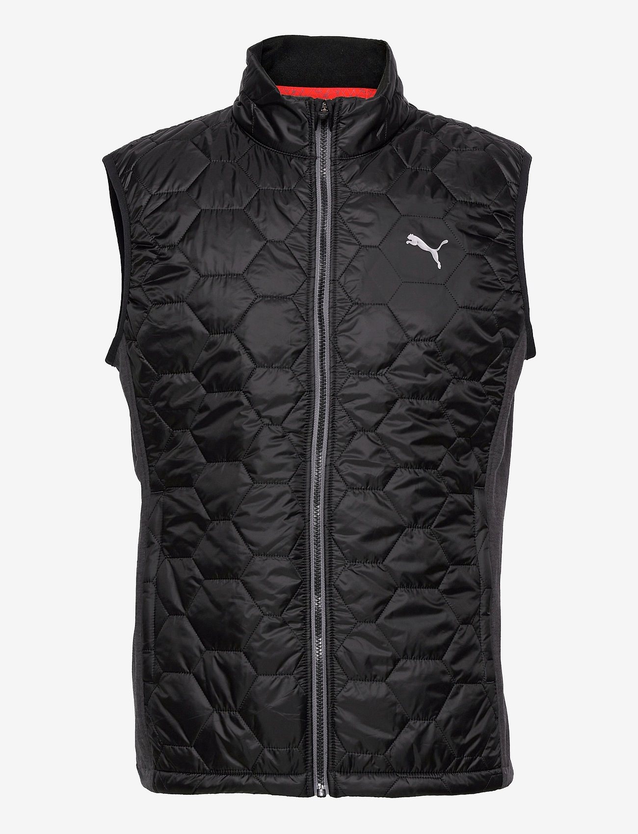 PUMA Golf - Cloudspun WRMLBL Vest - golf jackets - puma black - 0