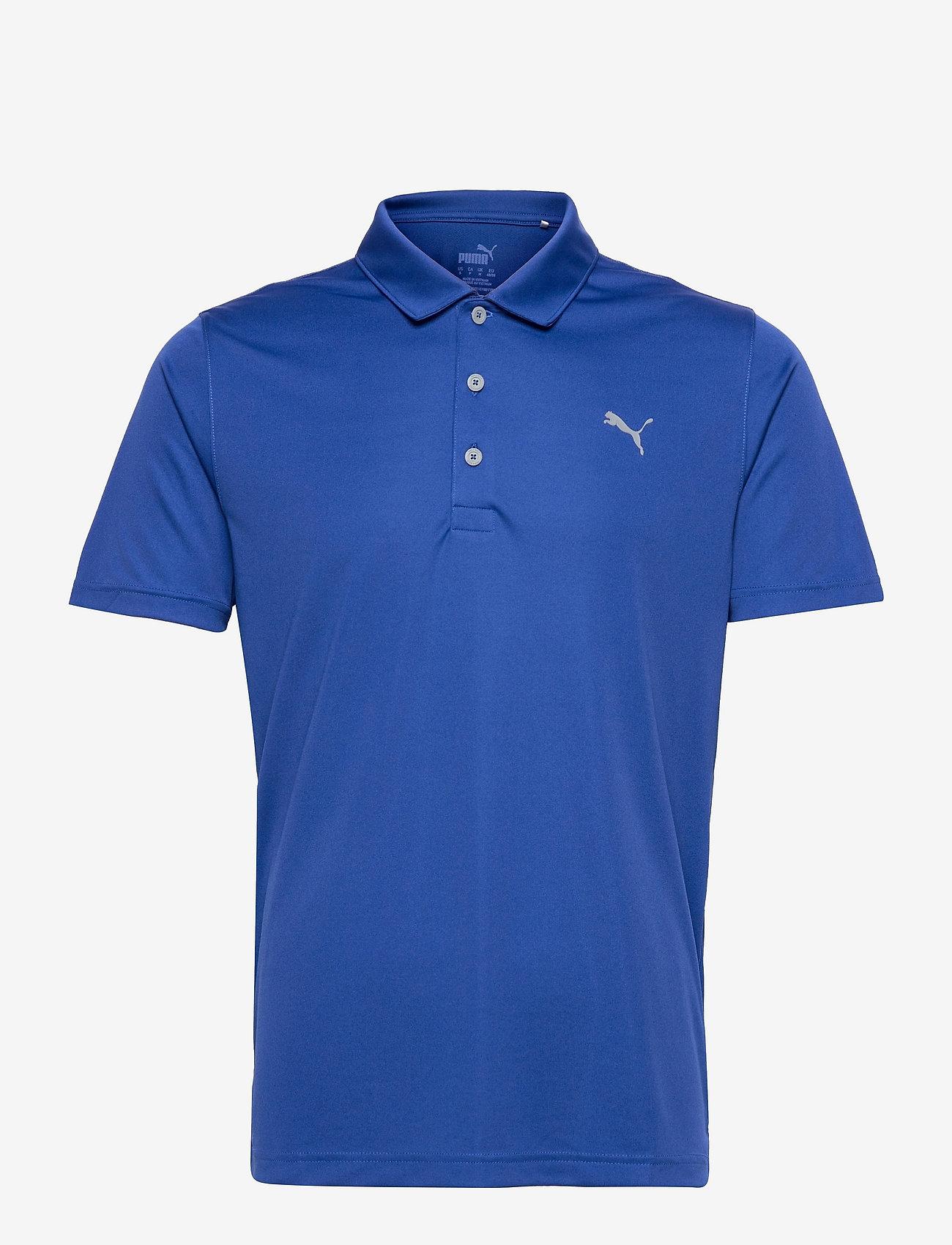 PUMA Golf - Rotation Polo - polos - mazarine blue - 0