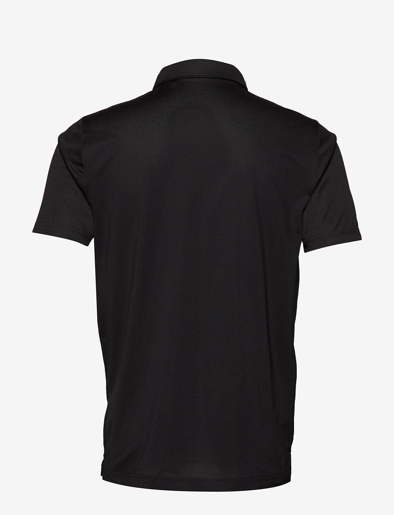 PUMA Golf - Rotation Polo - polos - puma black - 1