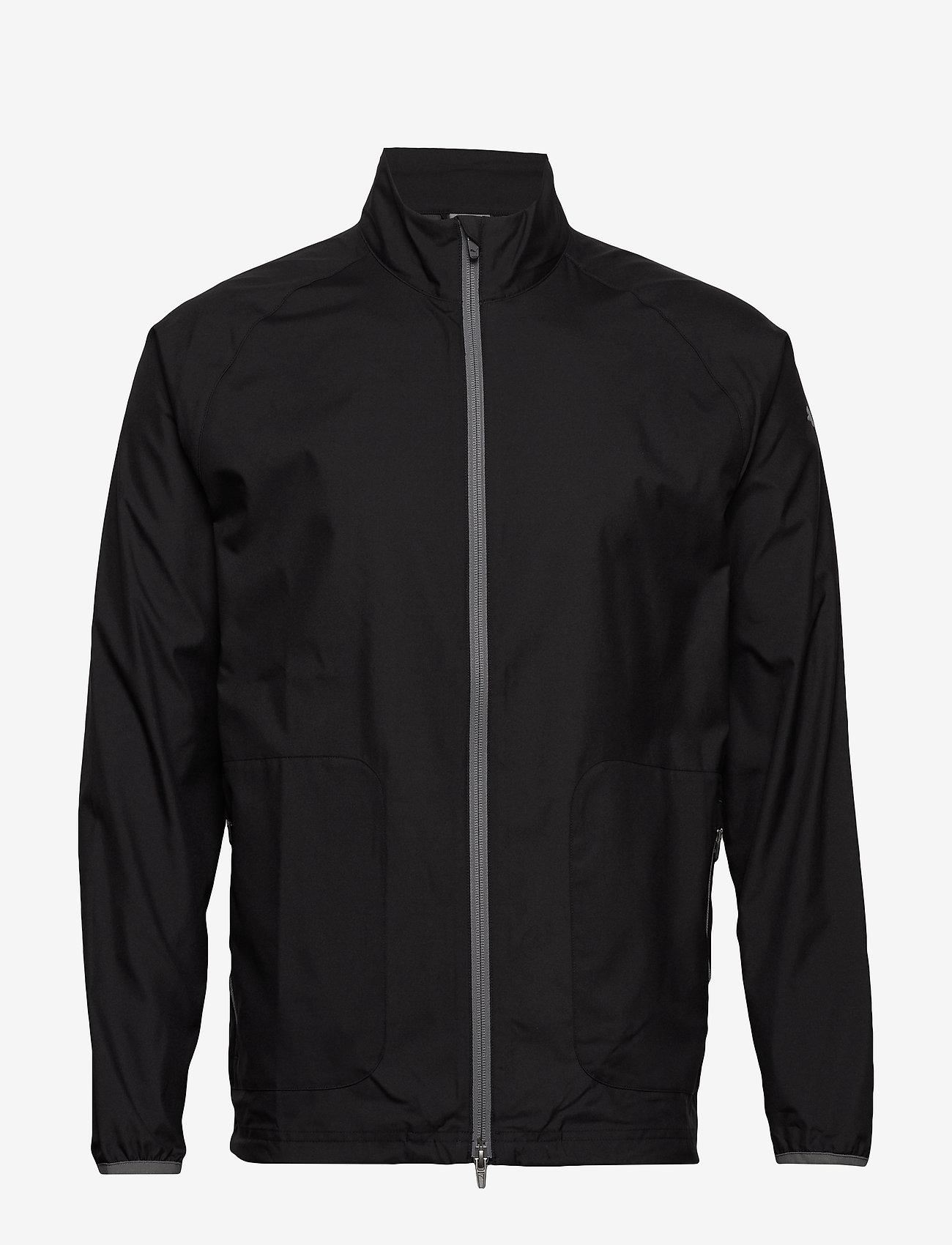 PUMA Golf - Zephyr Jacket - golf-jacken - puma black - 1