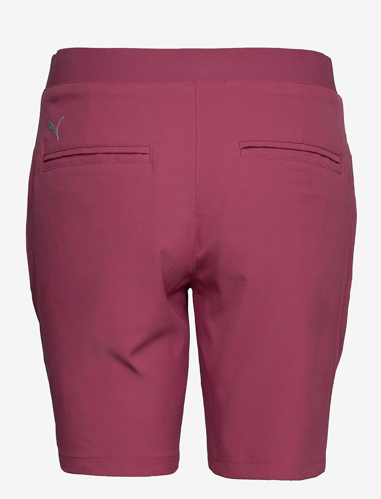 PUMA Golf - Pounce Bermuda - golfbroeken - rose wine - 1