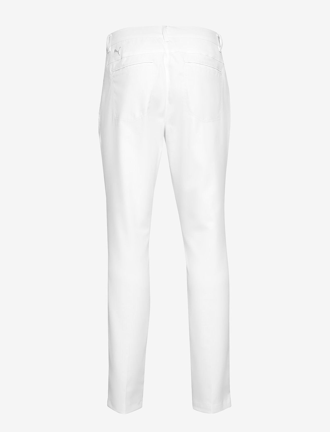 PUMA Golf - Jackpot 5 Pocket Pant - spodnie do golfa - bright white - 1