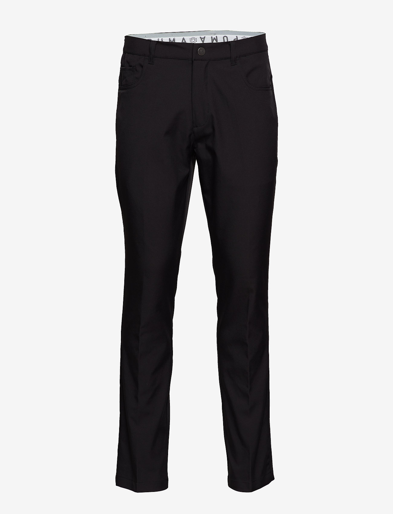 PUMA Golf - Jackpot 5 Pocket Pant - golfbukser - puma black - 0