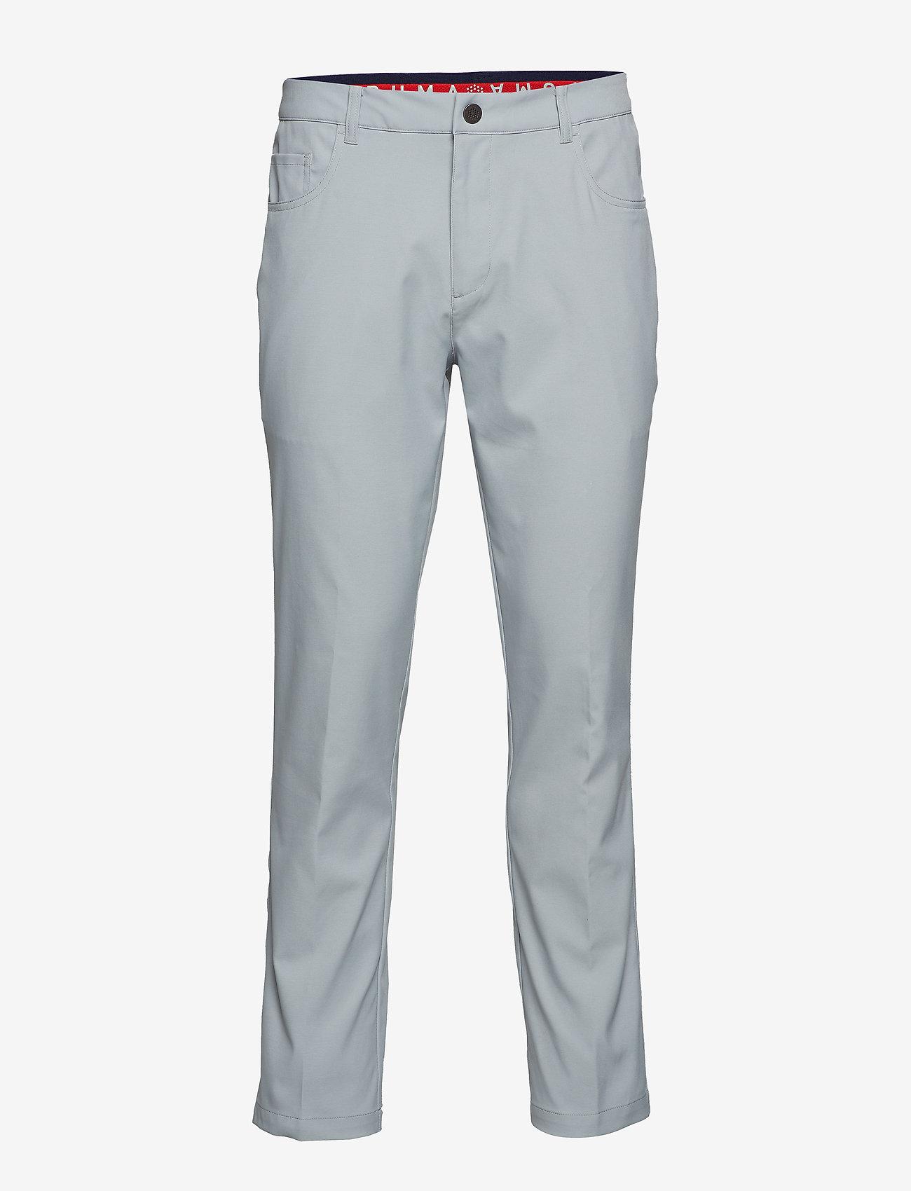 PUMA Golf - Jackpot 5 Pocket Pant - spodnie do golfa - quarry - 0