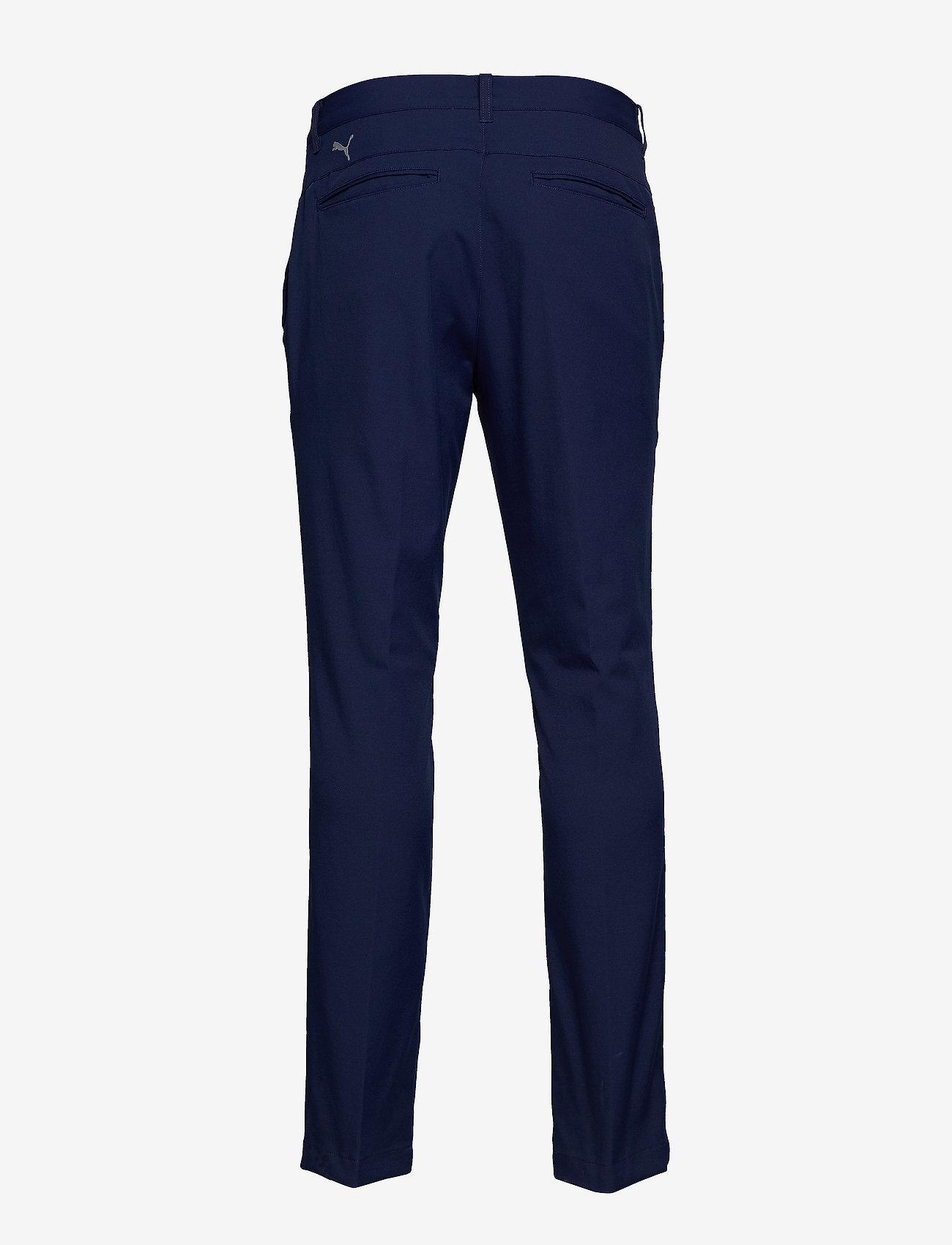 PUMA Golf - Tailored Jackpot Pant - golf-housut - peacoat - 1