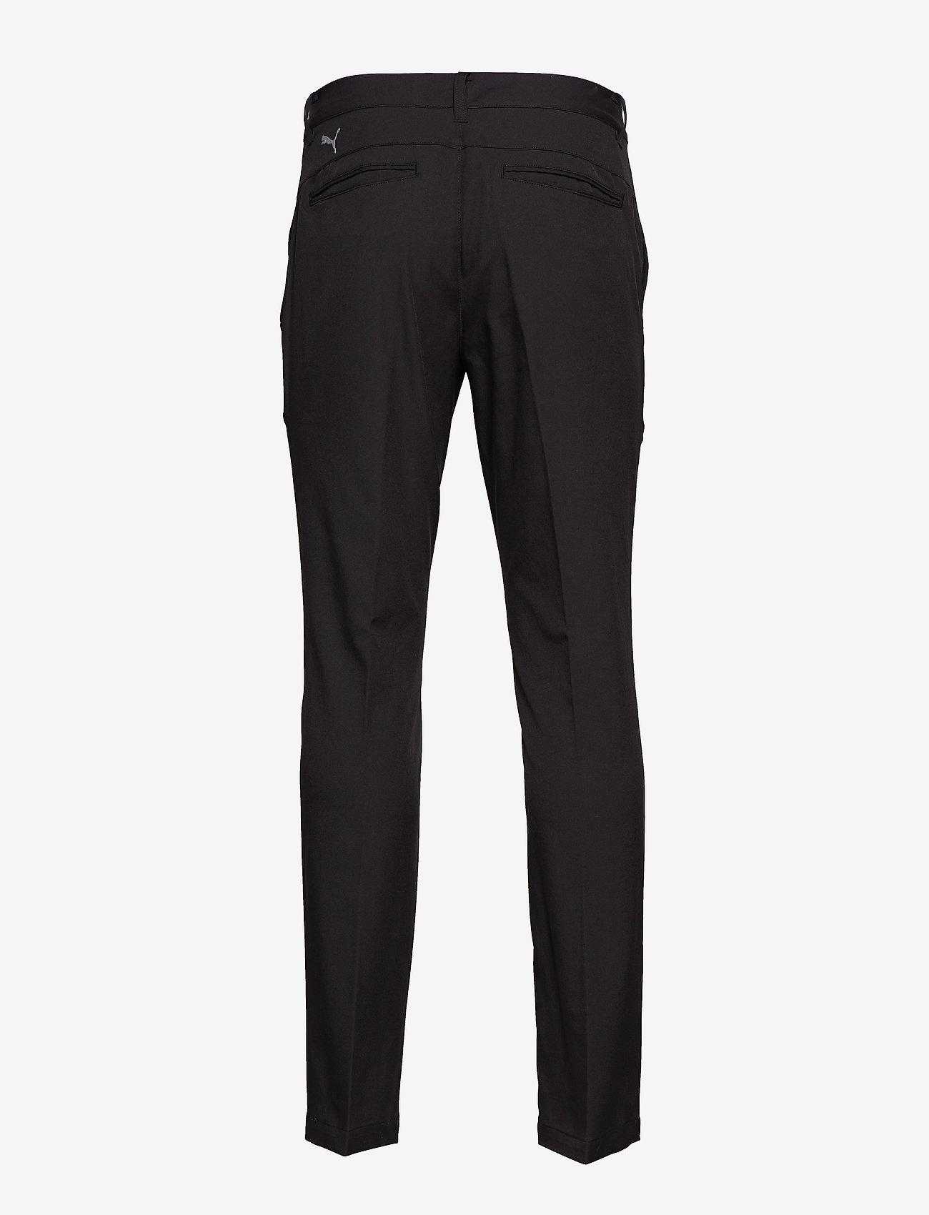 PUMA Golf - Tailored Jackpot Pant - spodnie do golfa - puma black - 1