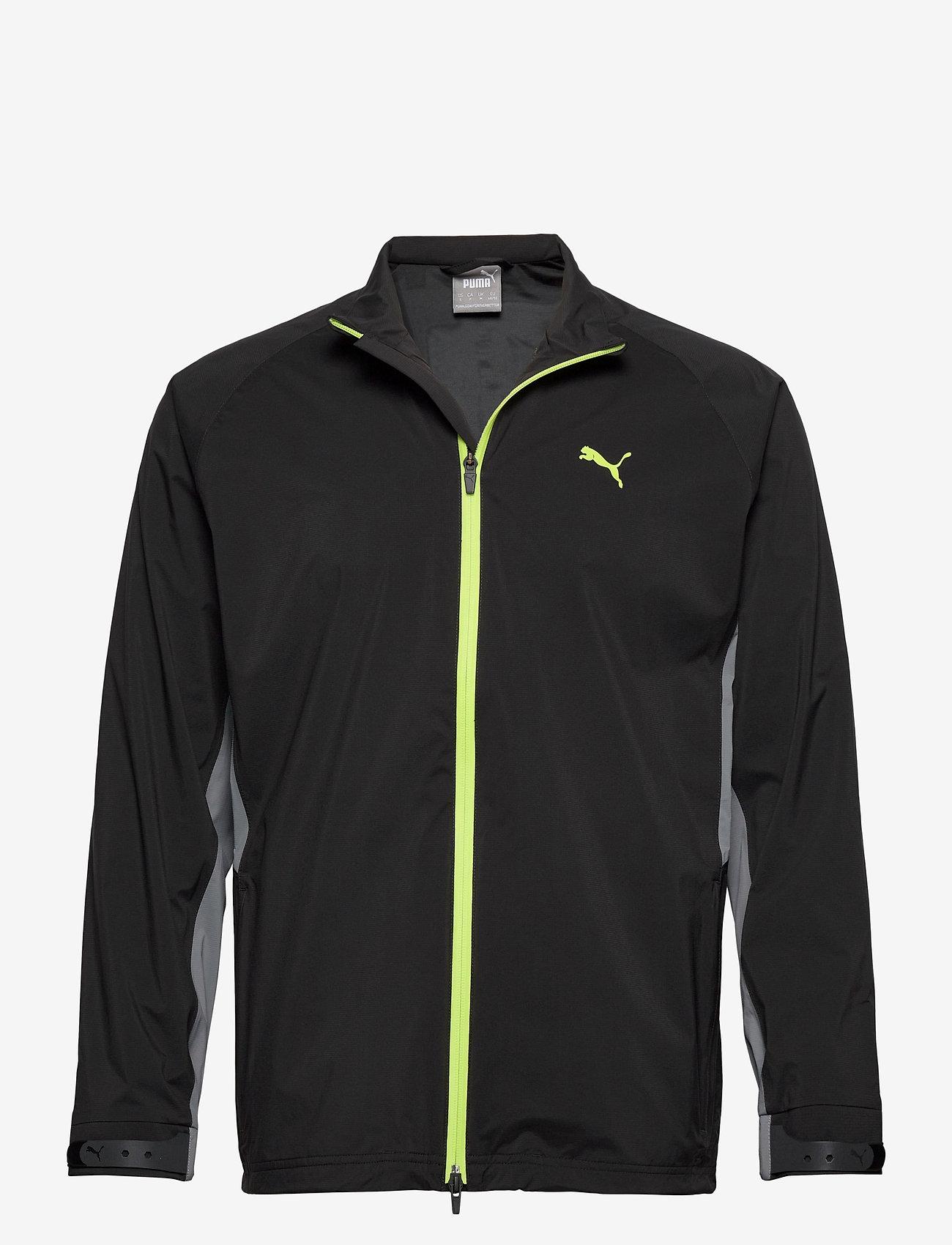 PUMA Golf - Ultradry Jacket - golfjackor - puma black - 0