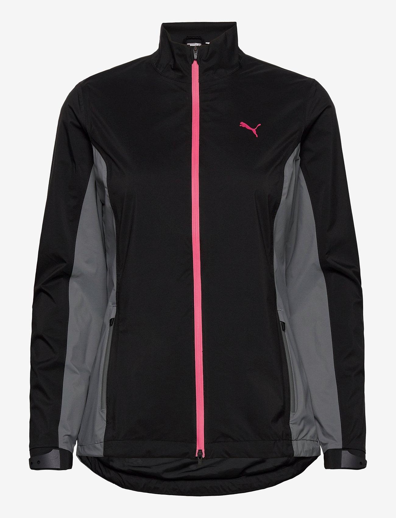 PUMA Golf - W Ultradry Jacket - golf jassen - puma black - 0