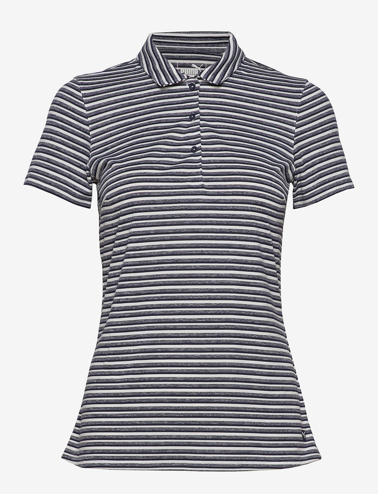 PUMA Golf - W Links Polo - koszulki polo - peacoat - 0