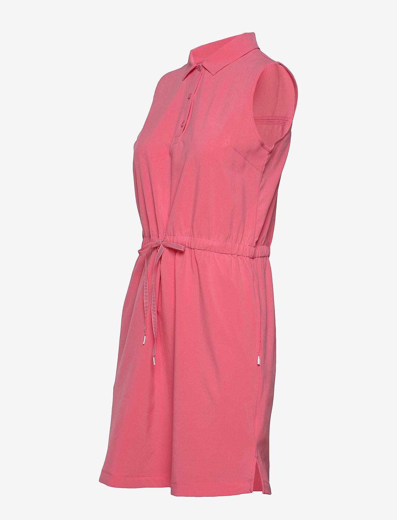 PUMA Golf - Sleeveless Dress - sportieve jurken - rapture rose - 0