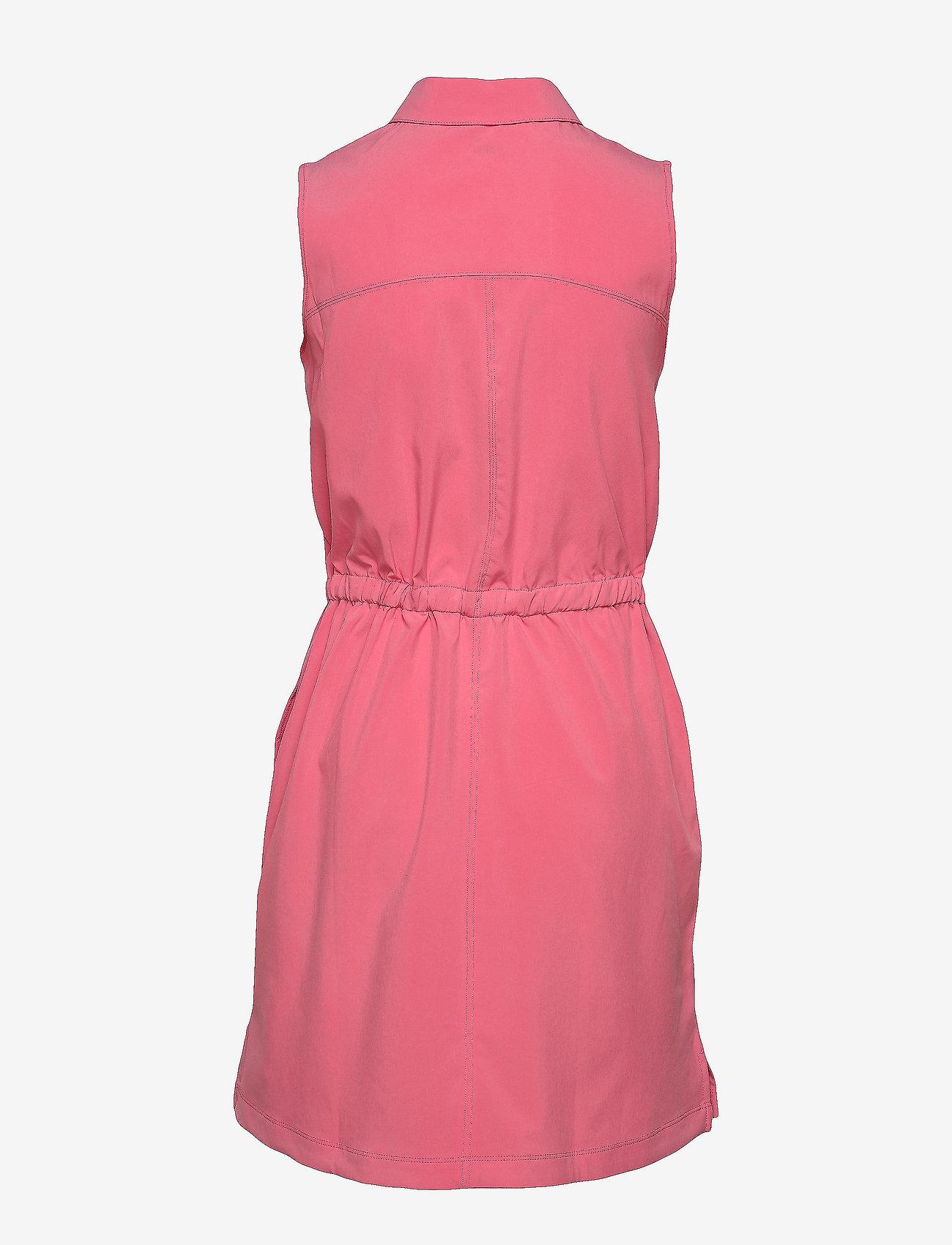 PUMA Golf - Sleeveless Dress - sportieve jurken - rapture rose - 1
