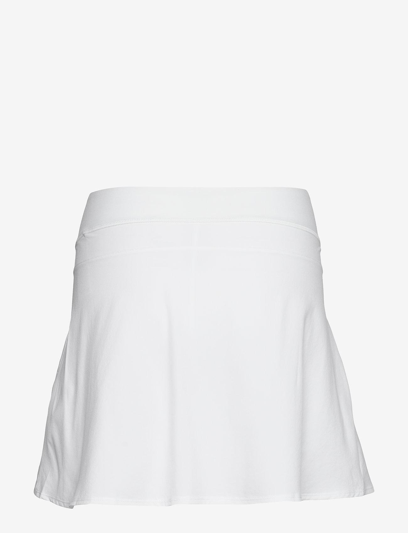 PUMA Golf - PWRSHAPE Solid Woven Skirt - treningsskjørt - bright white - 1