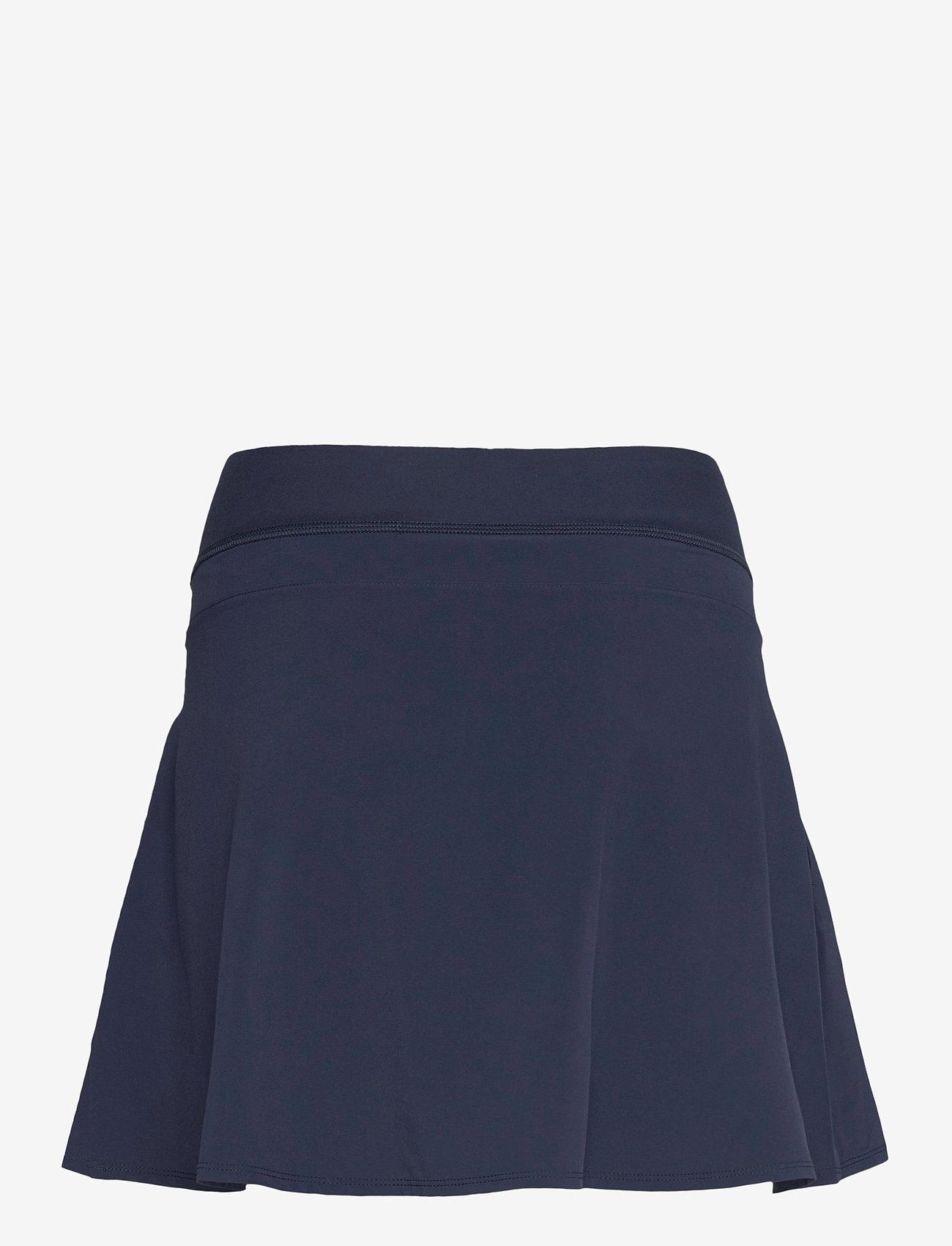 PUMA Golf - PWRSHAPE Solid Woven Skirt - rokjes - navy blazer - 1