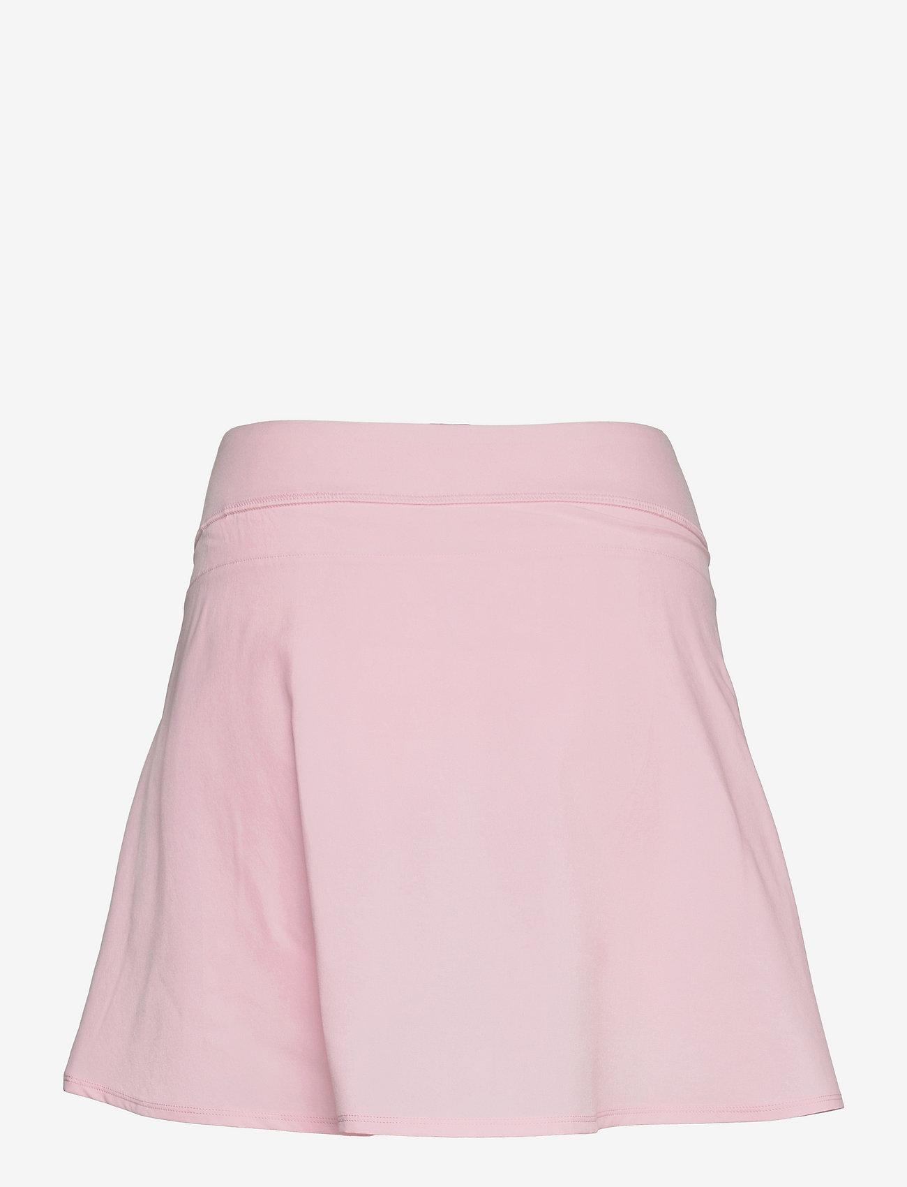 PUMA Golf - PWRSHAPE Solid Woven Skirt - rokjes - parfait pink - 1
