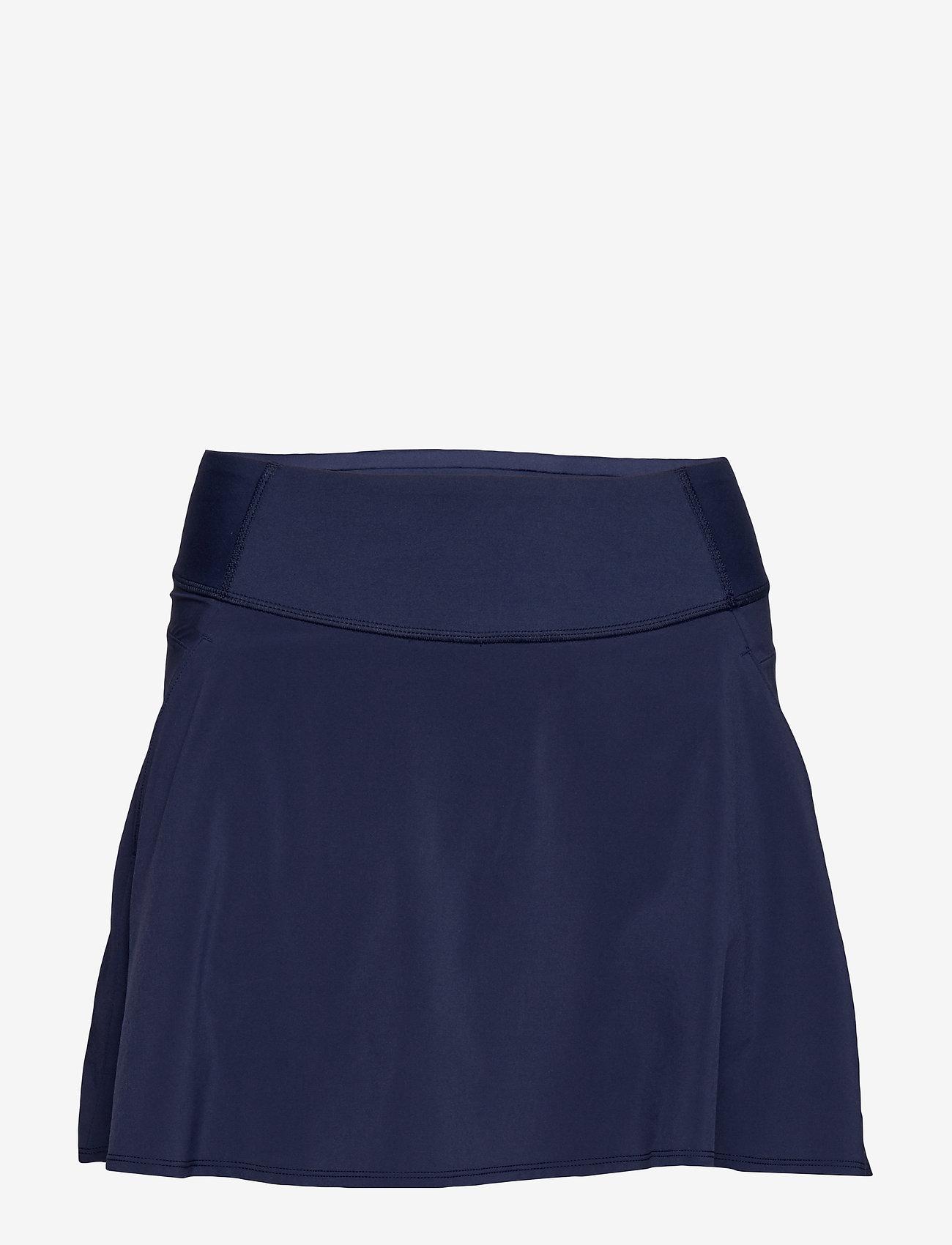 PUMA Golf - PWRSHAPE Solid Woven Skirt - treningsskjørt - peacoat - 0