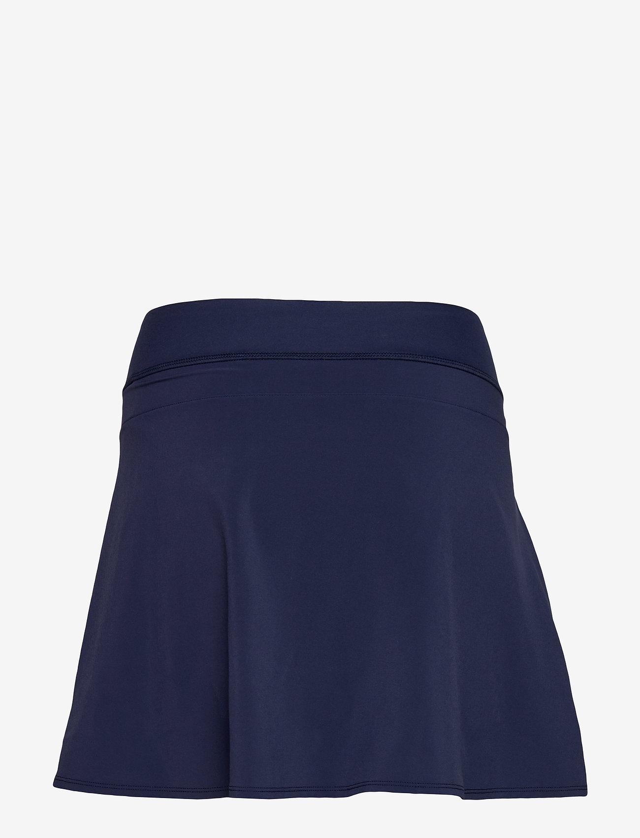 PUMA Golf - PWRSHAPE Solid Woven Skirt - treningsskjørt - peacoat - 1