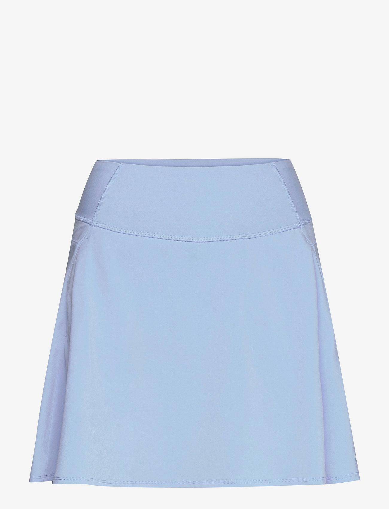 PUMA Golf - PWRSHAPE Solid Woven Skirt - rokjes - placid blue - 0