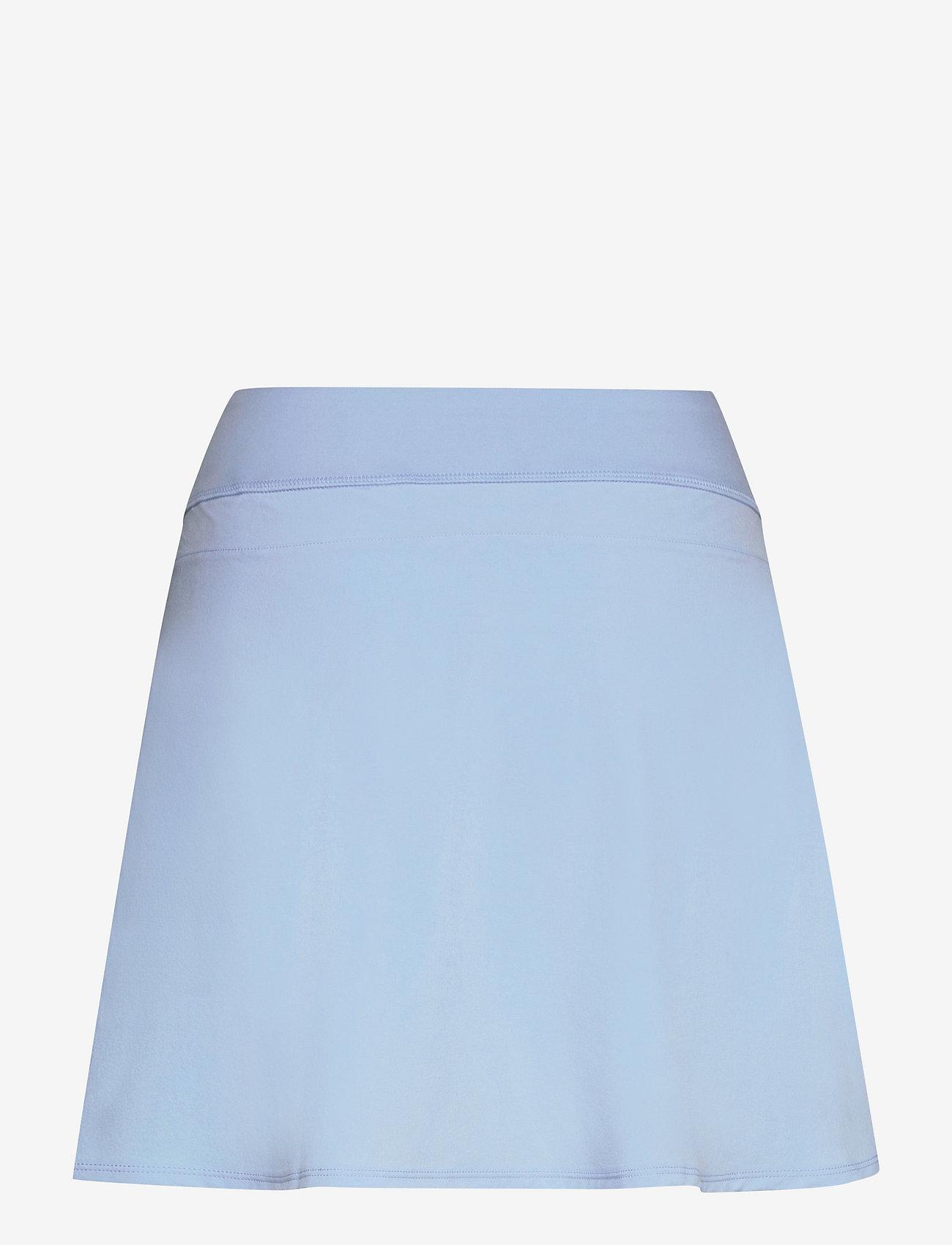 PUMA Golf - PWRSHAPE Solid Woven Skirt - rokjes - placid blue - 1