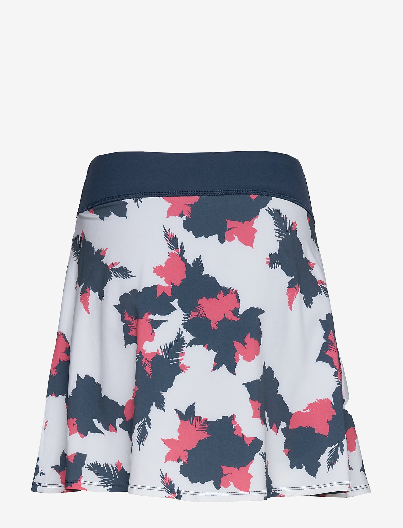 PUMA Golf - PWRSHAPE Floral Skirt - rokjes - dark denim - 1