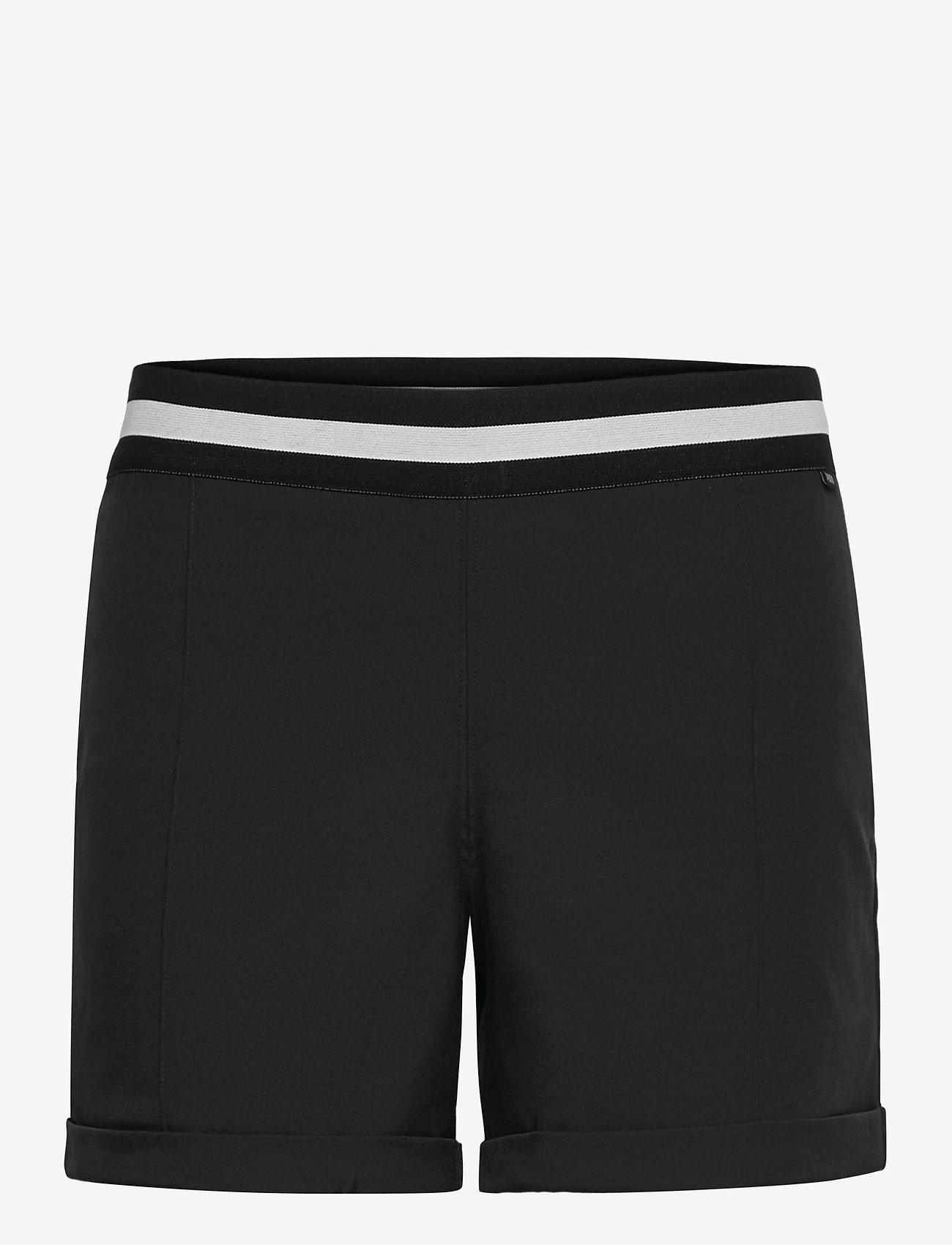PUMA Golf - W Elastic Short - golfbroeken - puma black - 0