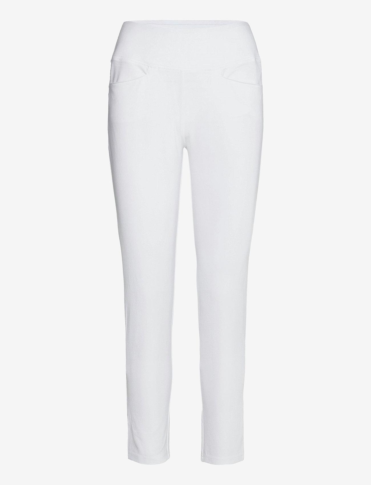 PUMA Golf - PWRSHAPE Pant - golfbroeken - bright white - 0