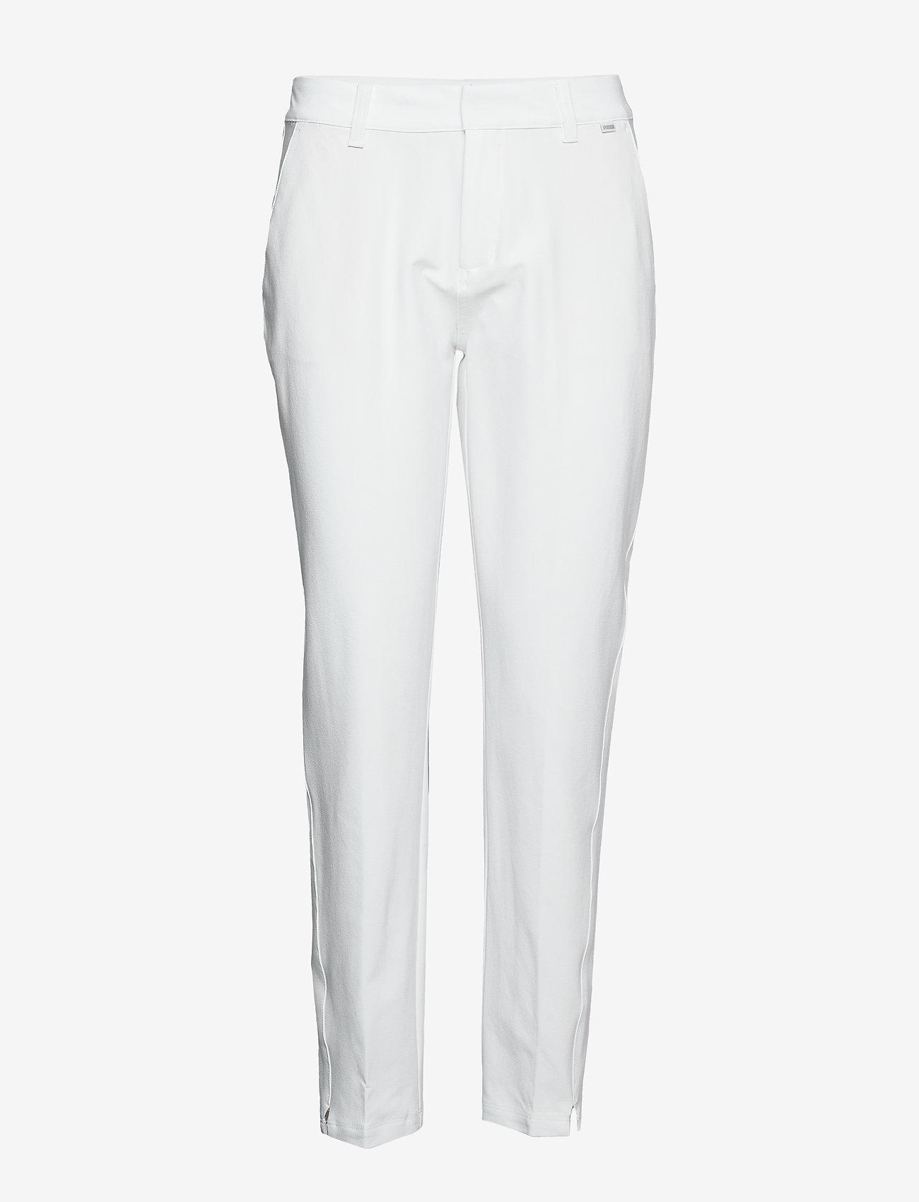 PUMA Golf - W Golf Pant - golfbroeken - bright white - 0