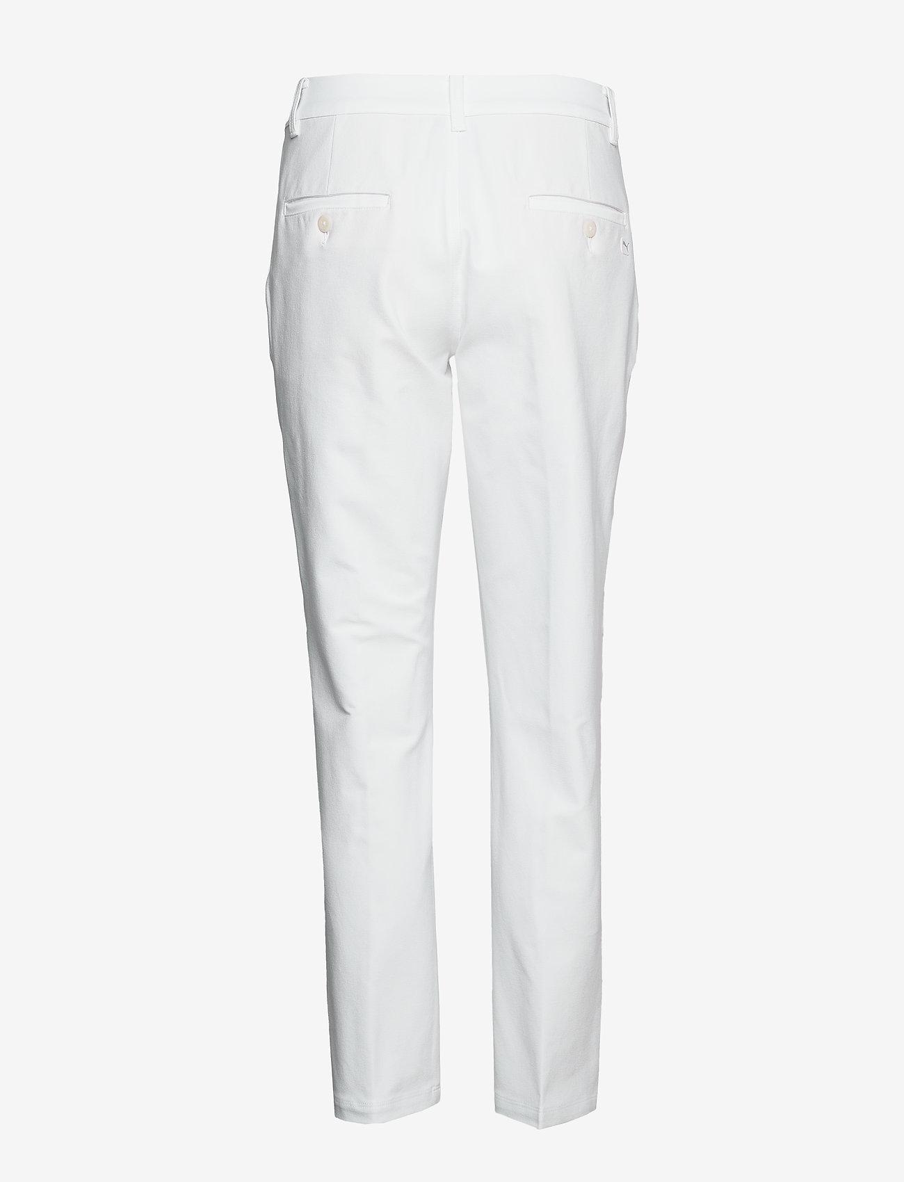 PUMA Golf - W Golf Pant - golfbroeken - bright white - 1