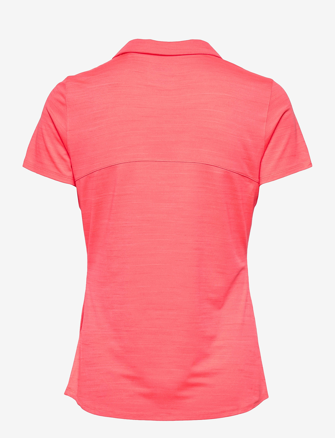 PUMA Golf - Cloudspun Free Polo - polo's - ignite pink heather - 1