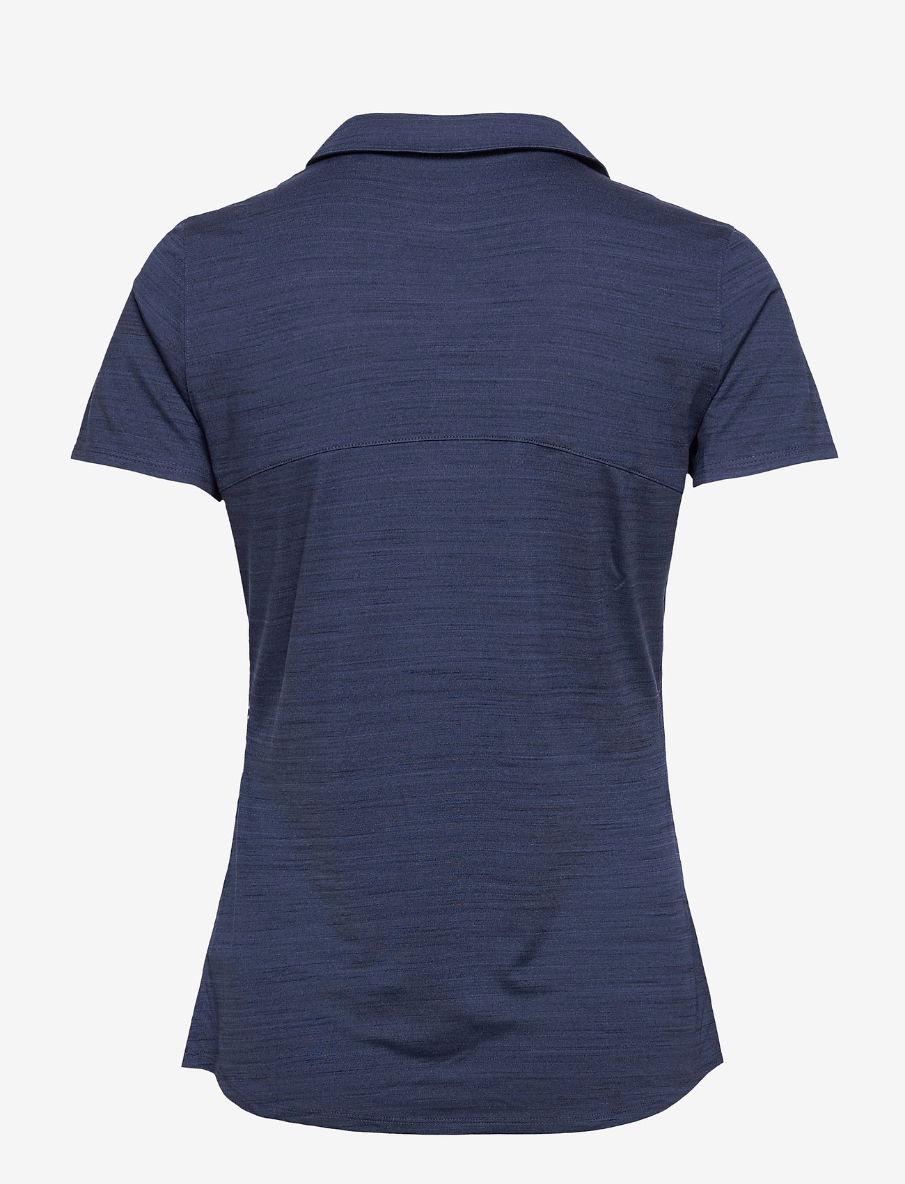 PUMA Golf - Cloudspun Free Polo - polo's - navy blazer heather - 1