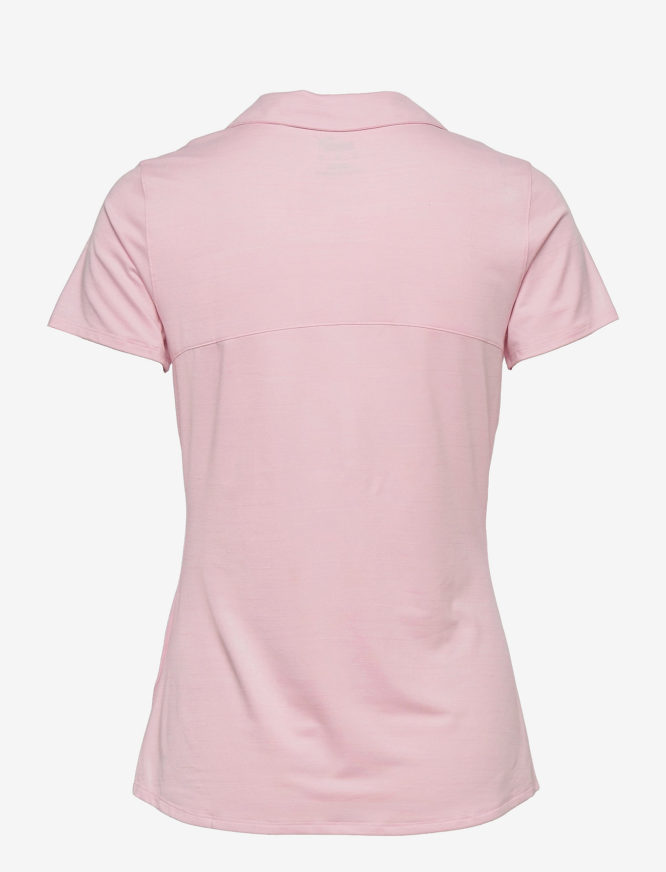 PUMA Golf - Cloudspun Free Polo - polo's - parfait pink heather - 1