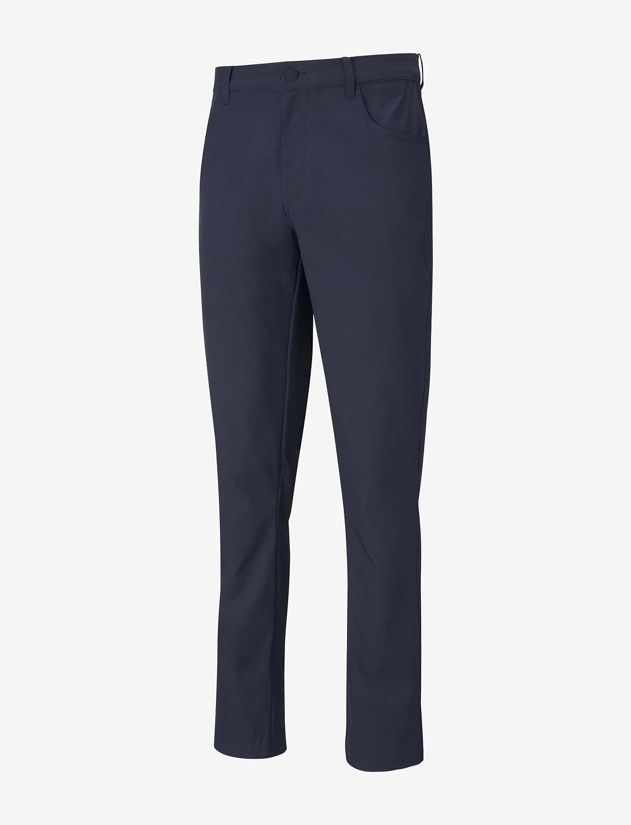 PUMA Golf - Jackpot 5 Pocket Pant - golfbyxor - navy blazer - 0