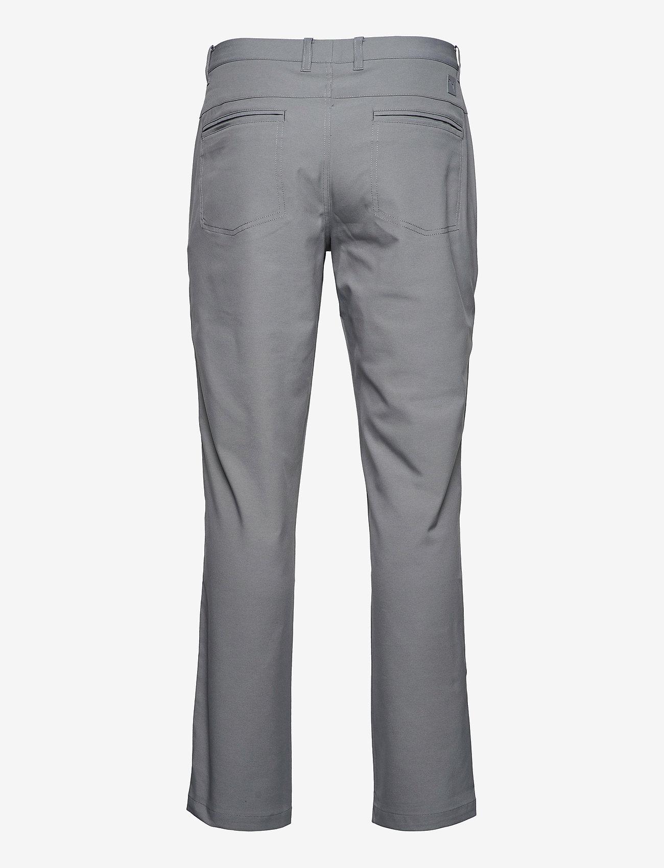 PUMA Golf - Jackpot 5 Pocket Pant - golfbyxor - quiet shade - 1