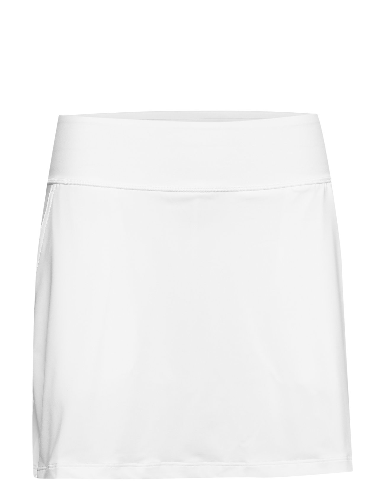 PUMA Golf PWRSHAPE Solid Knit Skirt - BRIGHT WHITE
