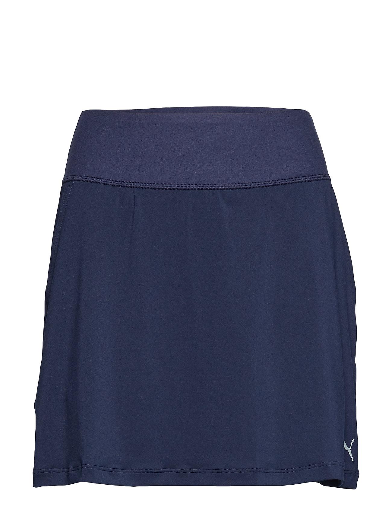 PUMA Golf PWRSHAPE Solid Knit Skirt - PEACOAT