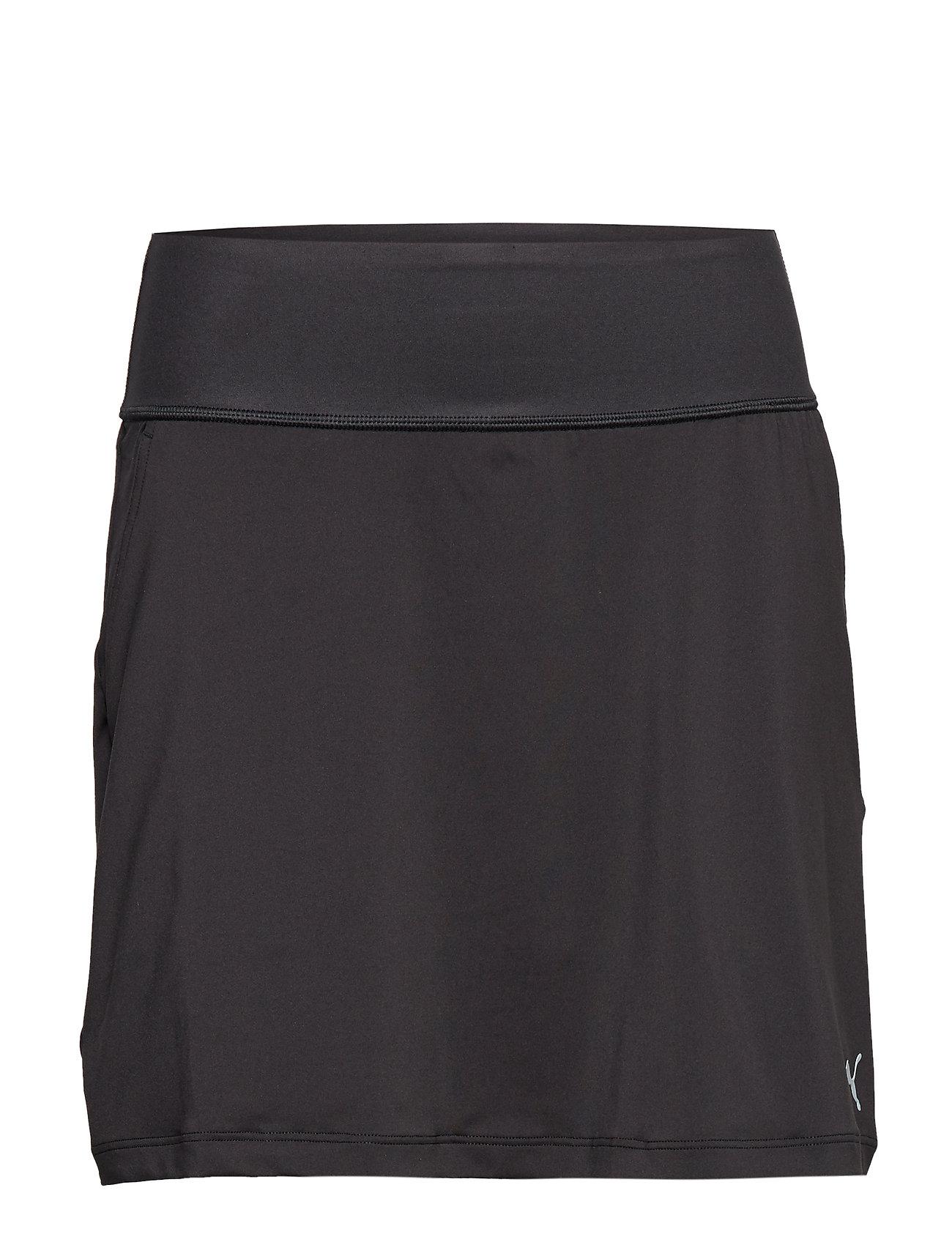 PUMA Golf PWRSHAPE Solid Knit Skirt - PUMA BLACK